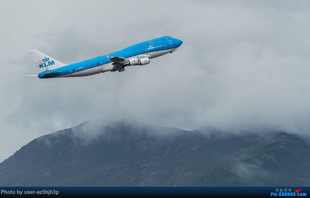 Re:杂片一组 BOEING 747-400 PH-BFT 香港国际机场