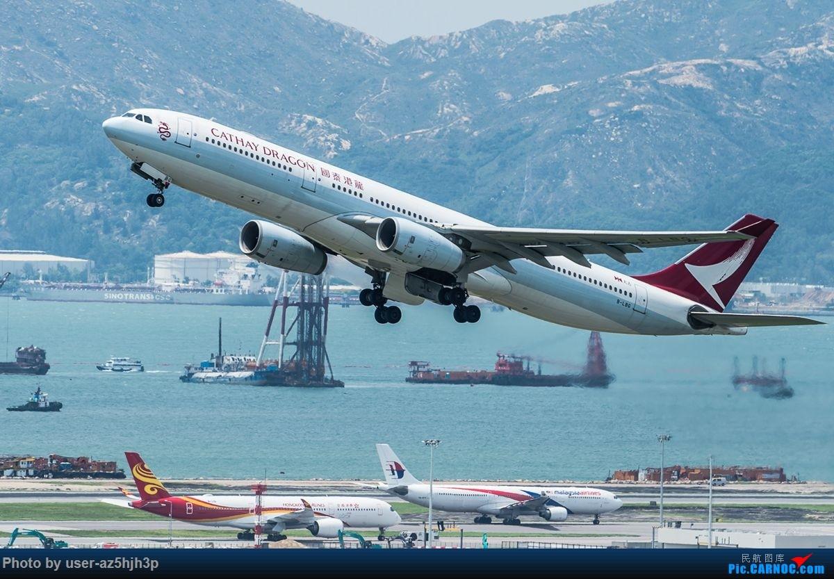 Re:杂片一组 AIRBUS A330-300 B-LBG 香港国际机场