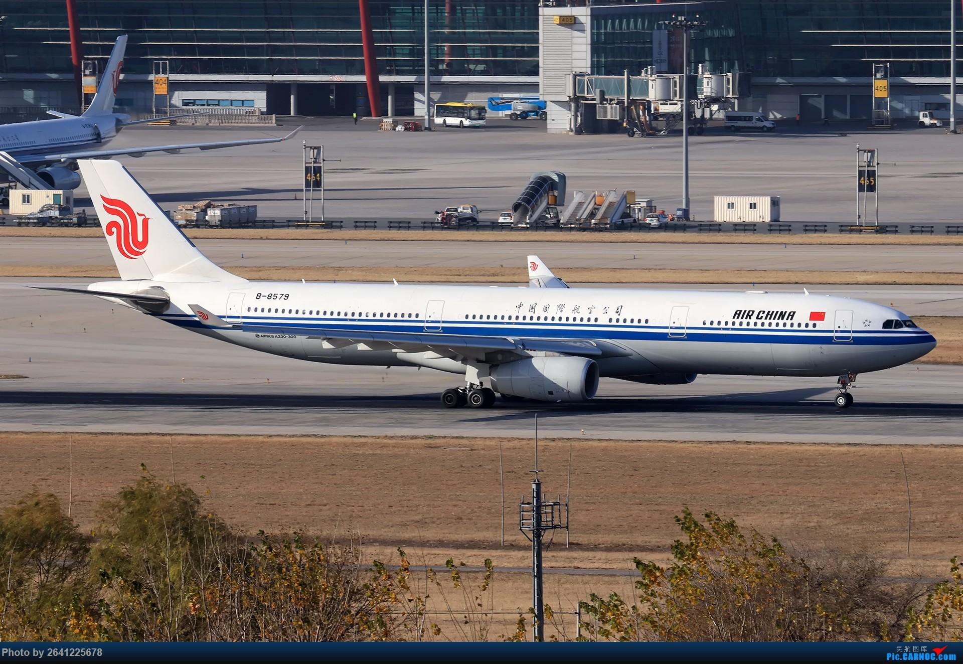 Re:[原创]【ZBAA】好久没发帖,随便来一组 AIRBUS A330-300 B-8579 中国北京首都国际机场
