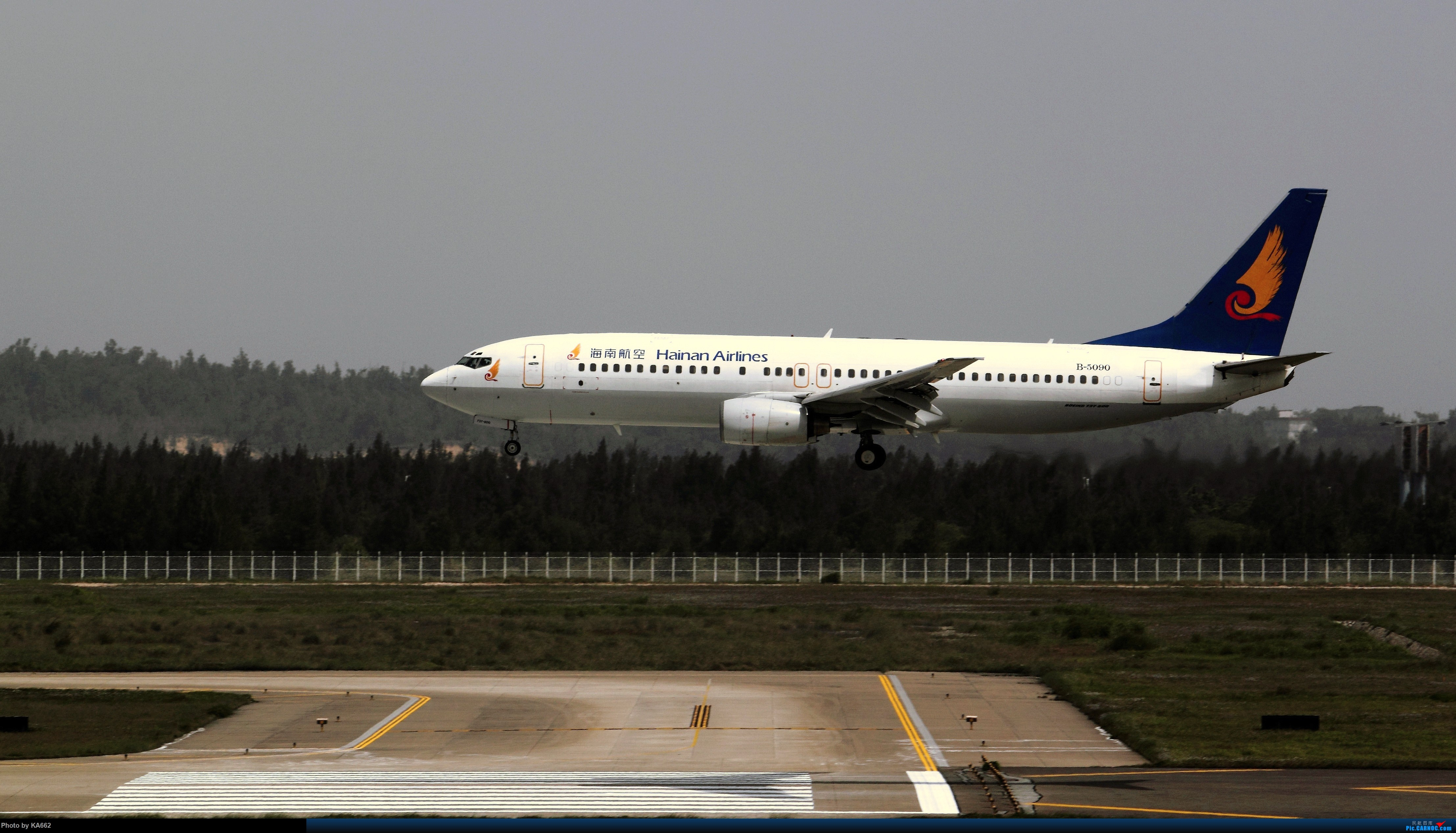 Re:[原创]【福州飞友会】【合肥飞友会】最最难忘的FOC的那一抹蓝 BOEING 737-800 B-5090 中国福州长乐国际机场