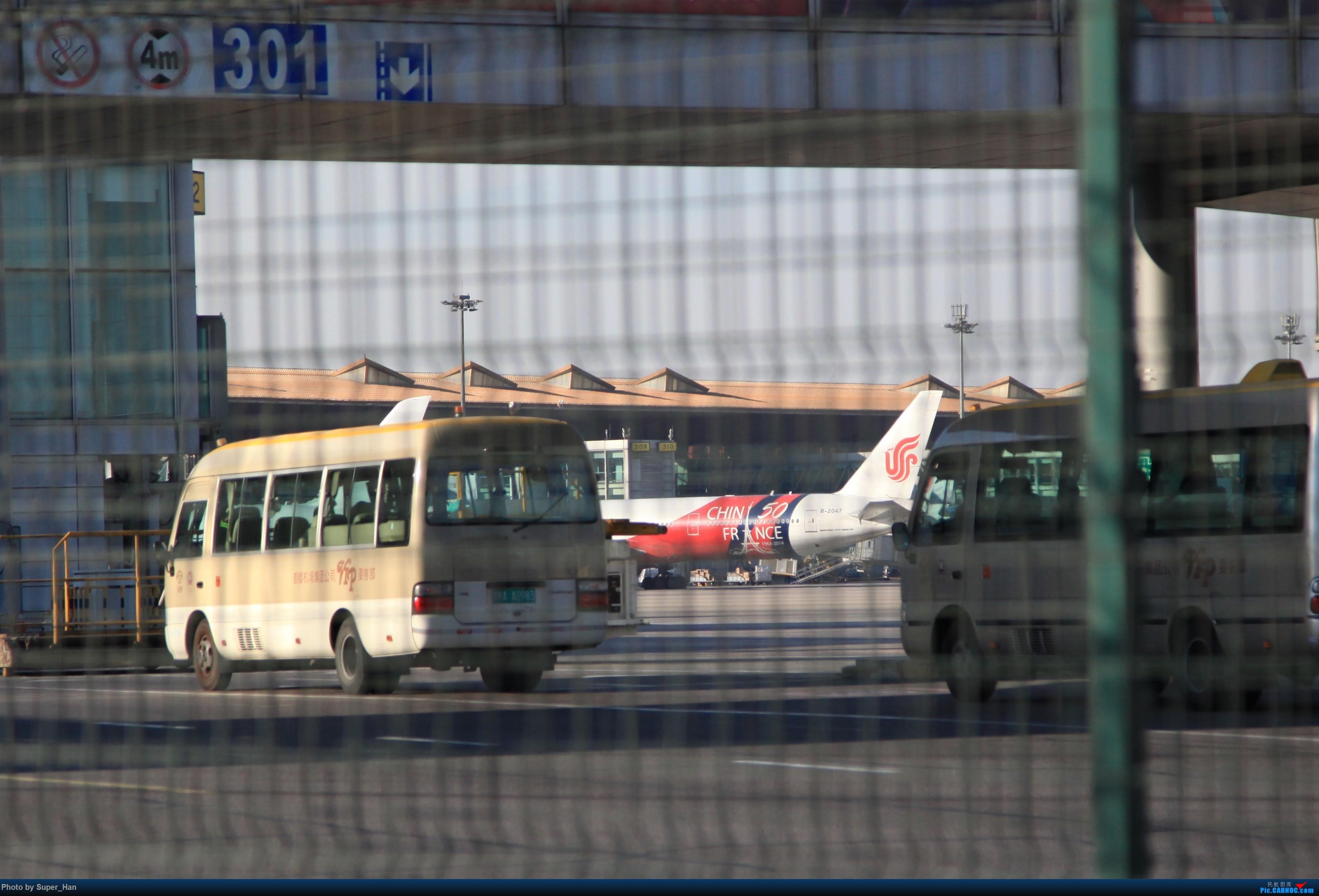 Re:[原创]1月17日PEK BOEING 777-300ER B-2047 中国北京首都国际机场