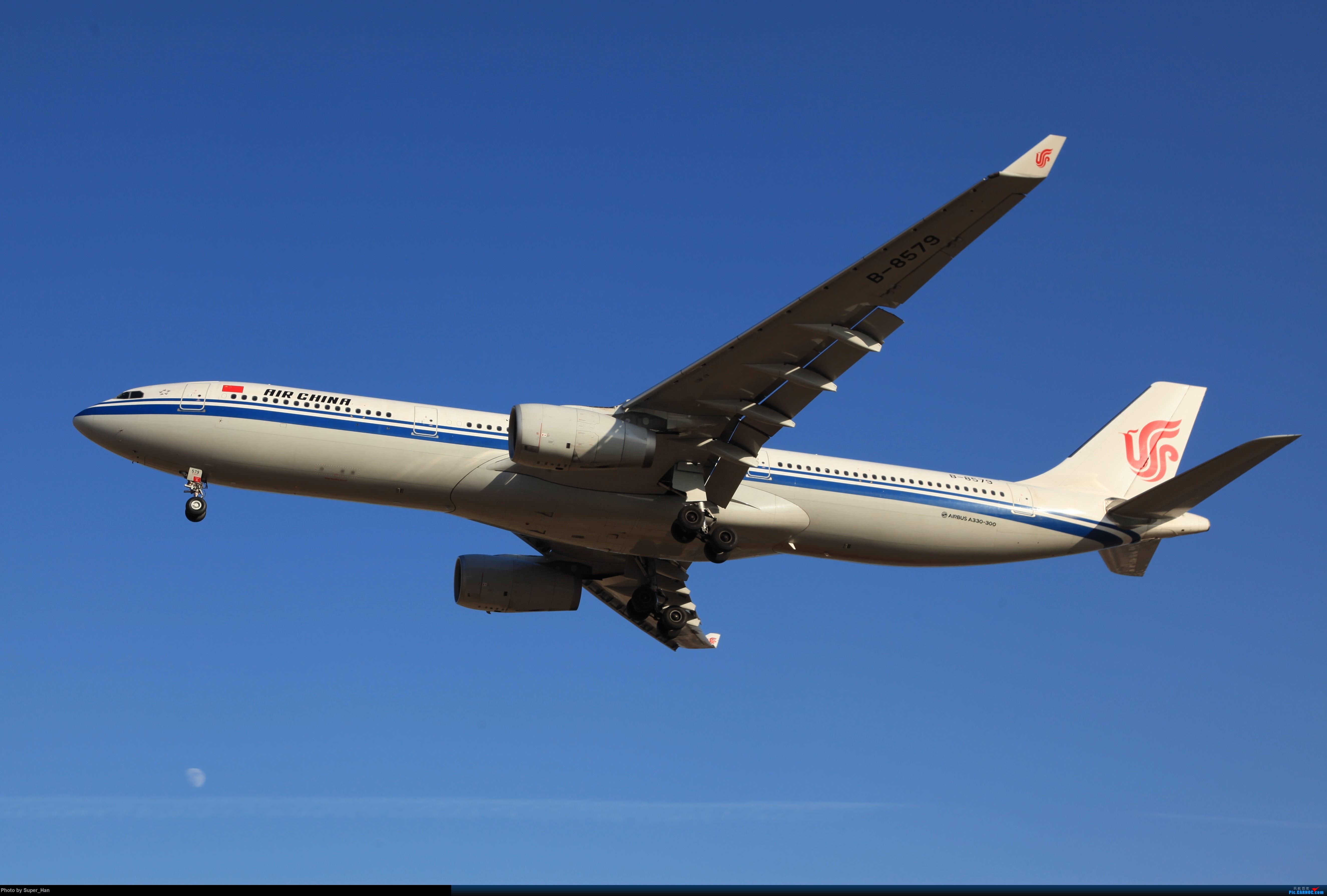 Re:[原创]1月17日PEK AIRBUS A330-300 B-8579 中国北京首都国际机场