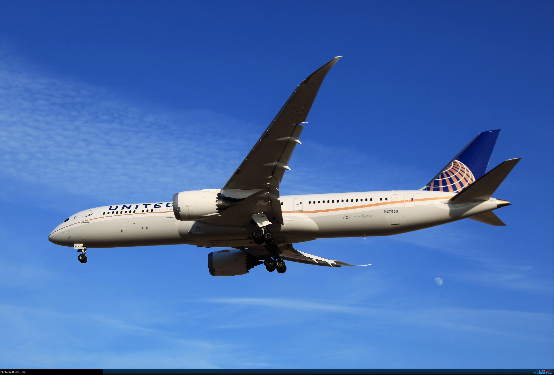 Re:[原创]1月17日PEK BOEING 787-9 N27958 中国北京首都国际机场