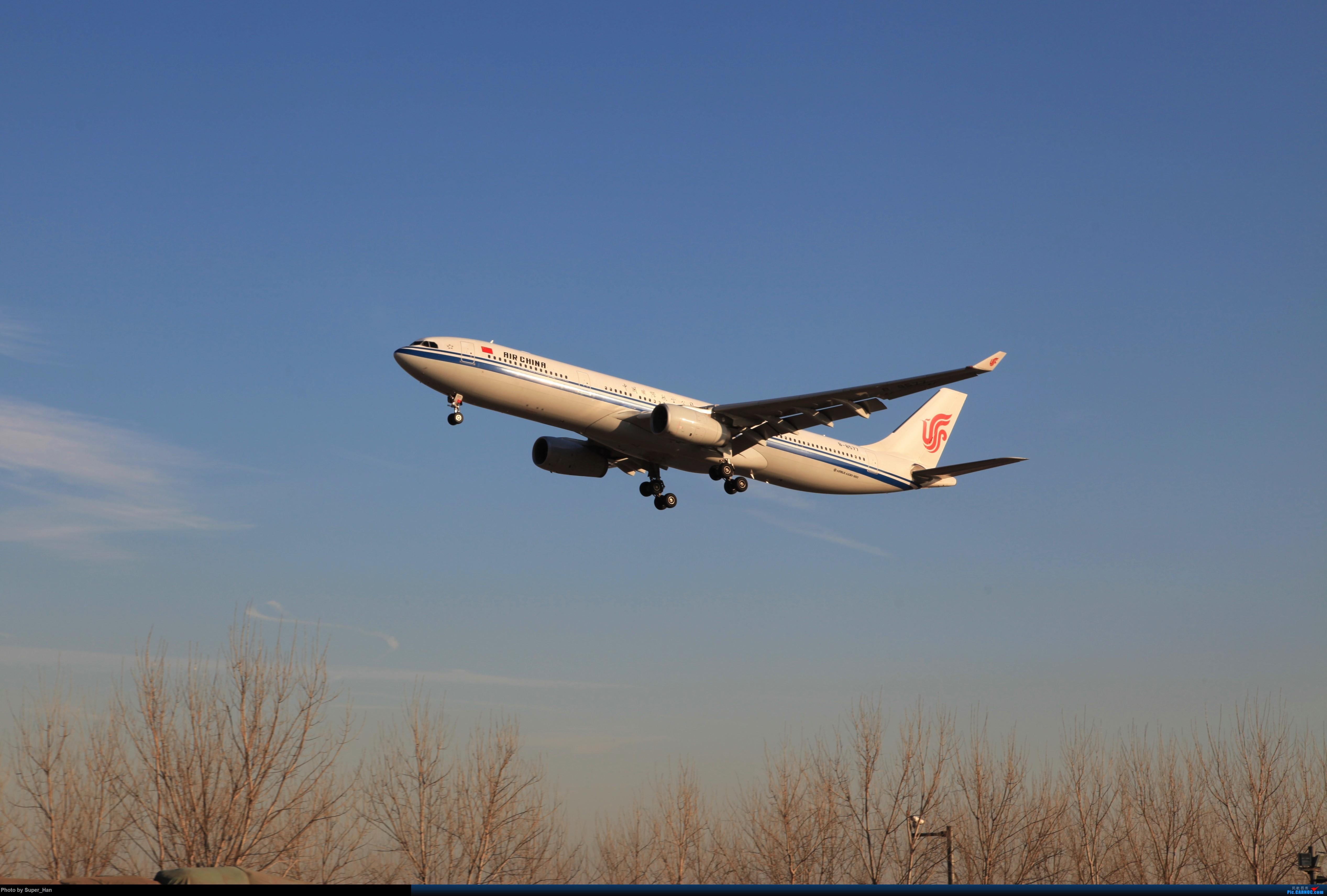 Re:[原创]1月17日PEK AIRBUS A330-300 B-8577 中国北京首都国际机场