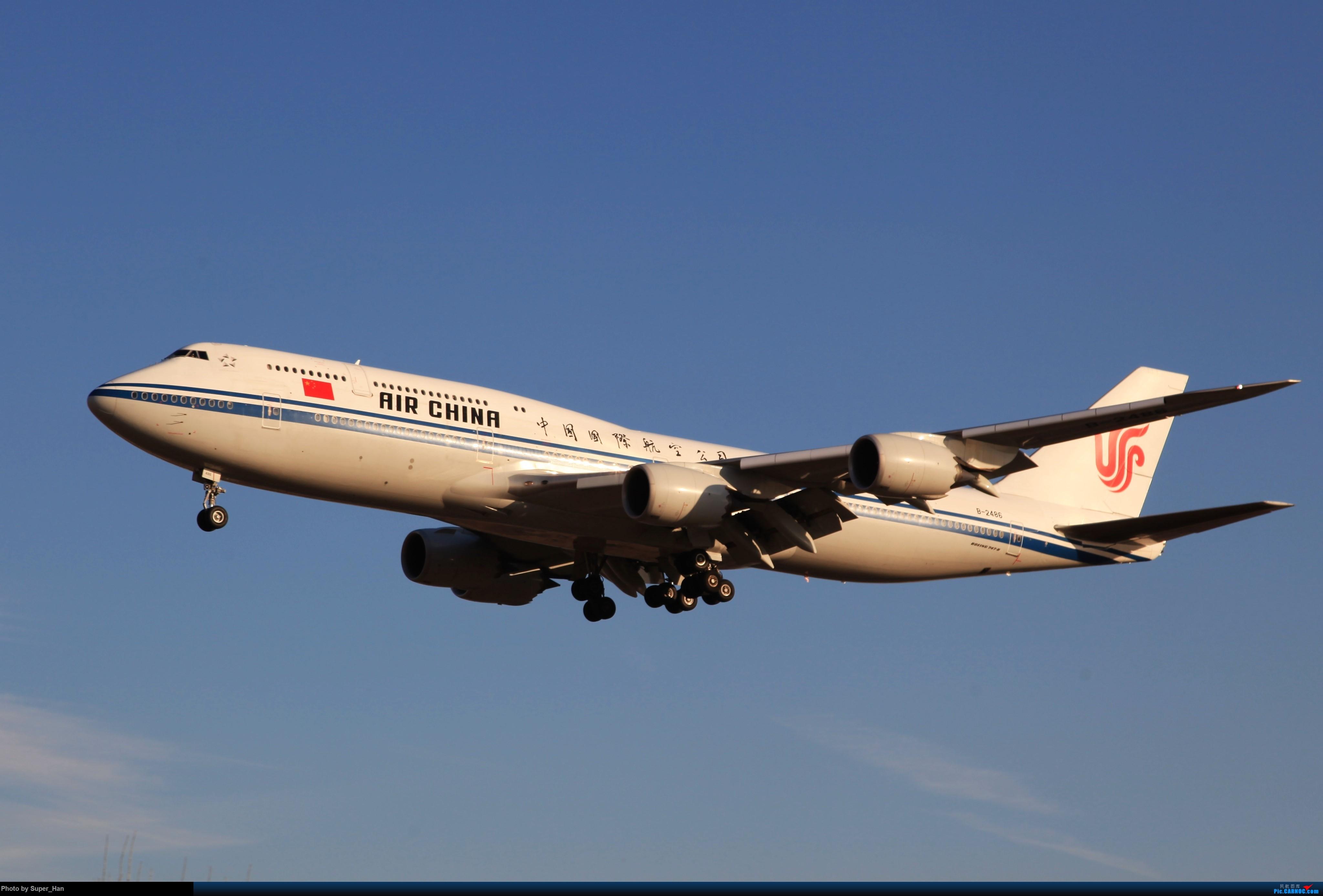 Re:[原创]1月17日PEK BOEING 747-8I B-2486 中国北京首都国际机场