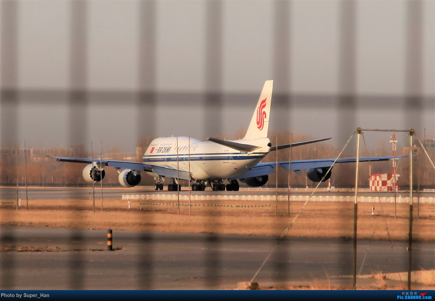 Re:[原创]1月17日PEK东跑道 BOEING 747-8I B-2480 中国北京首都国际机场