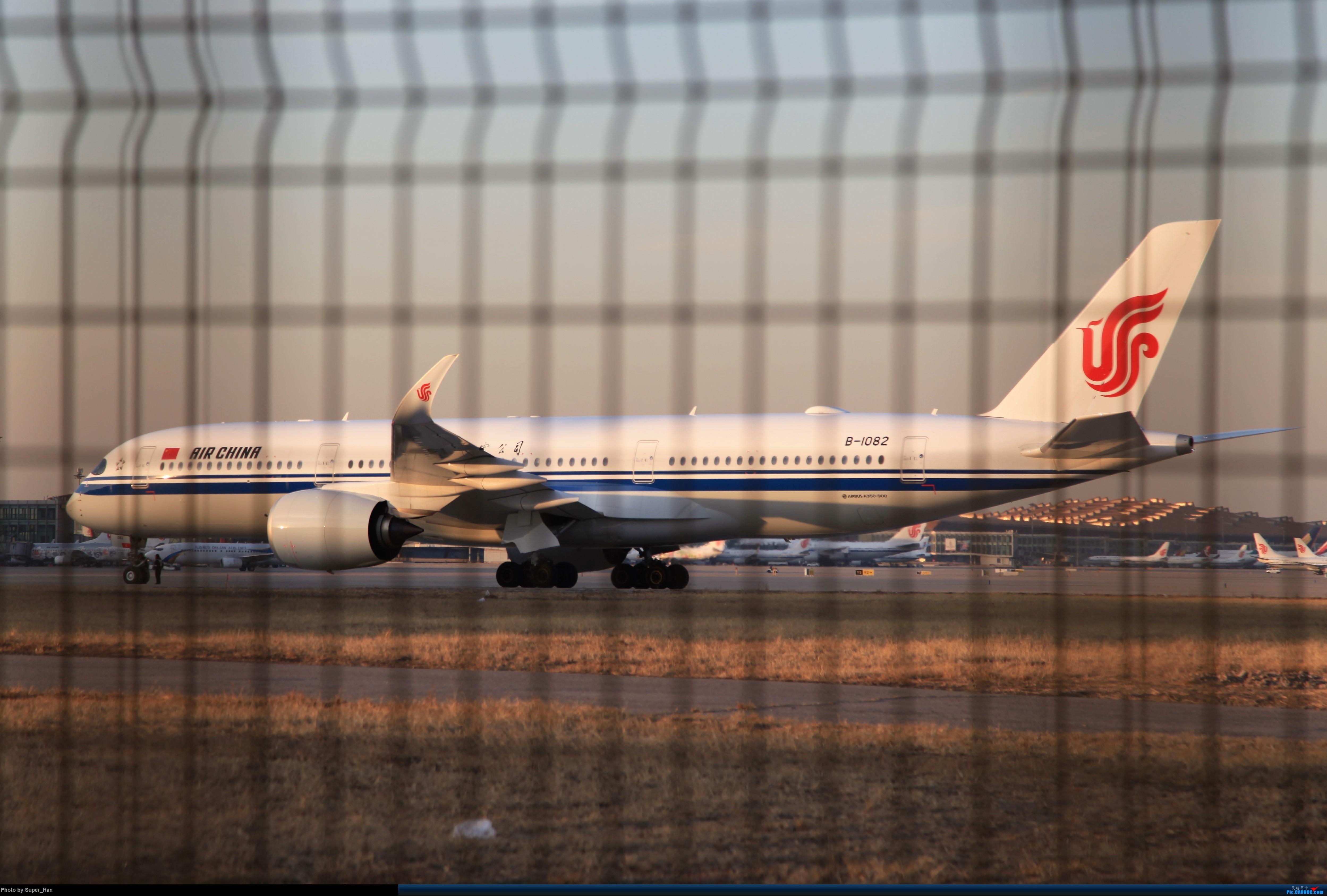 Re:[原创]1月17日PEK AIRBUS A350-900 B-1082 中国北京首都国际机场
