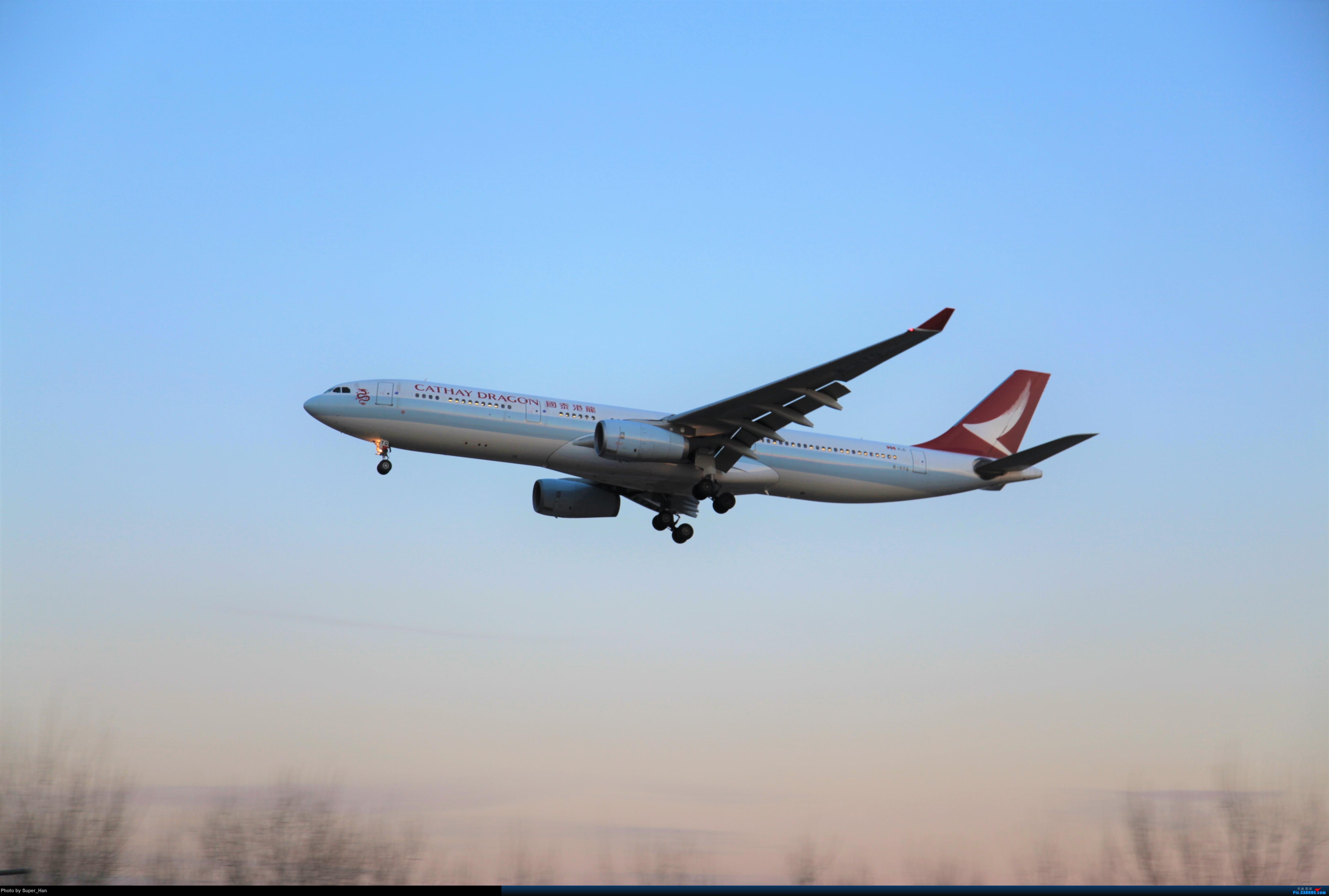 Re:[原创]1月17日PEK AIRBUS A330-300 B-HTQ 中国北京首都国际机场
