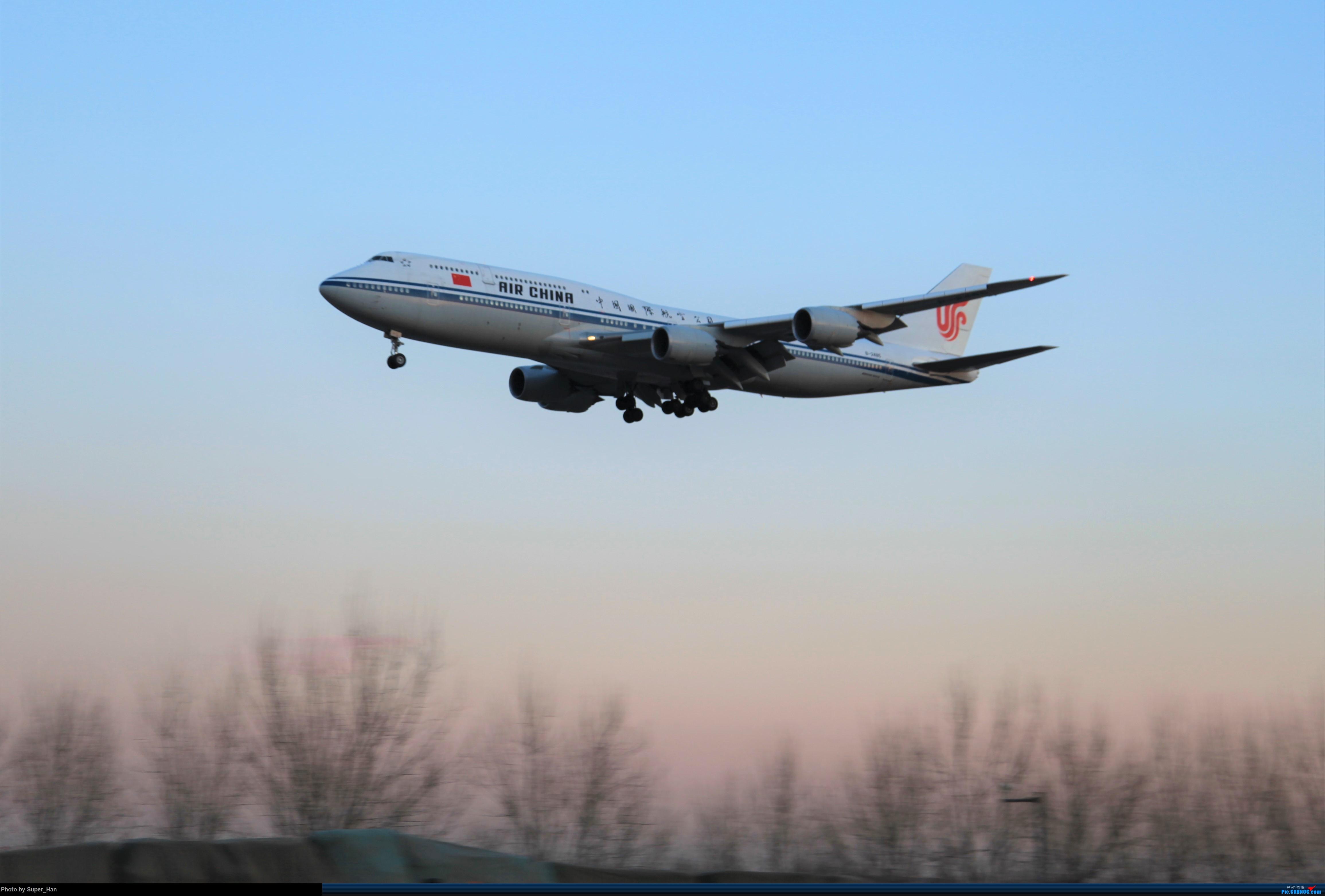 Re:[原创]1月17日PEK BOEING 747-8I B-2485 中国北京首都国际机场