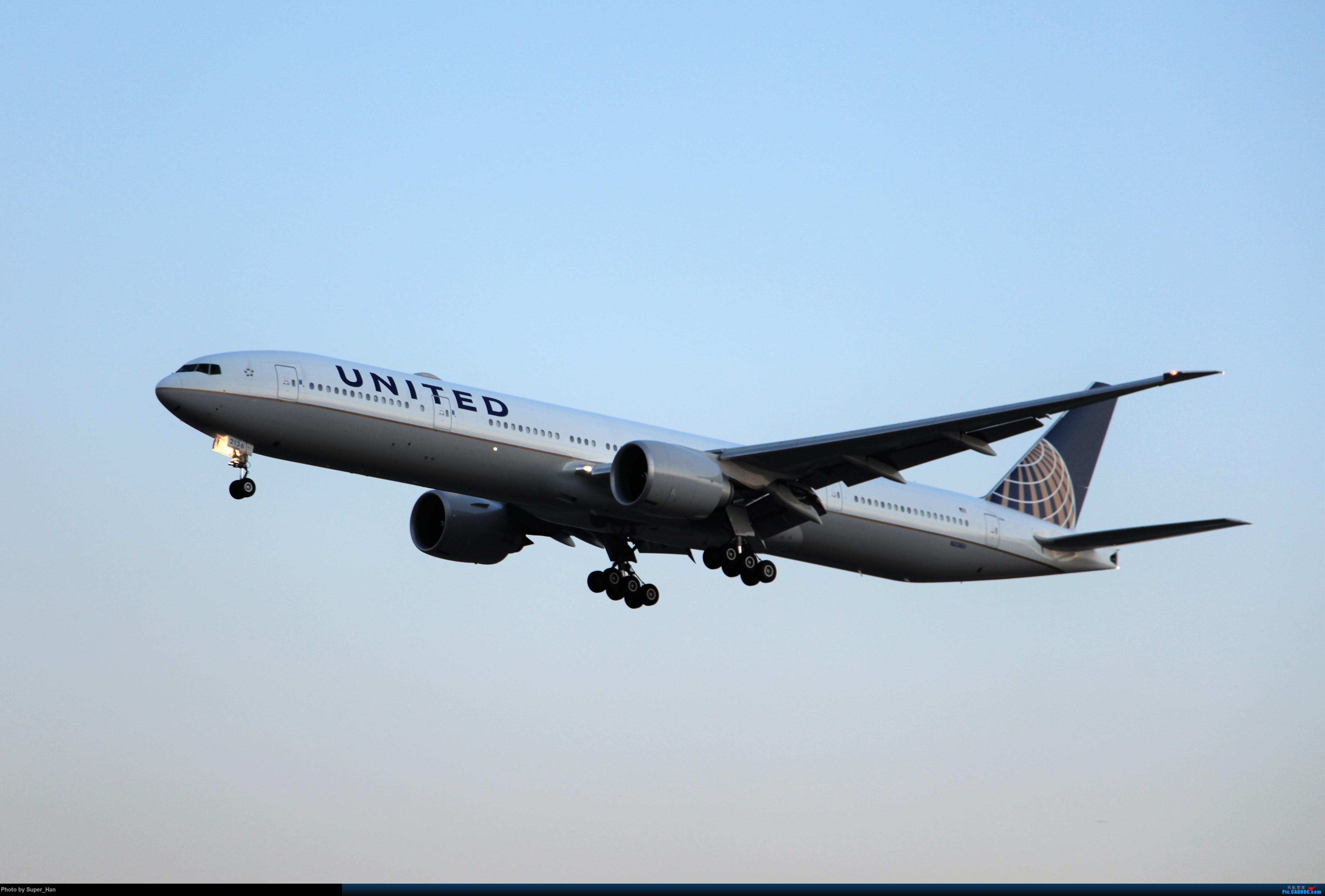 Re:[原创]1月17日PEK BOEING 777-300ER N2136U 中国北京首都国际机场