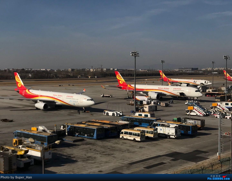 Re:[原创]1月17日PEK AIRBUS A330-300 B-8118 中国北京首都国际机场