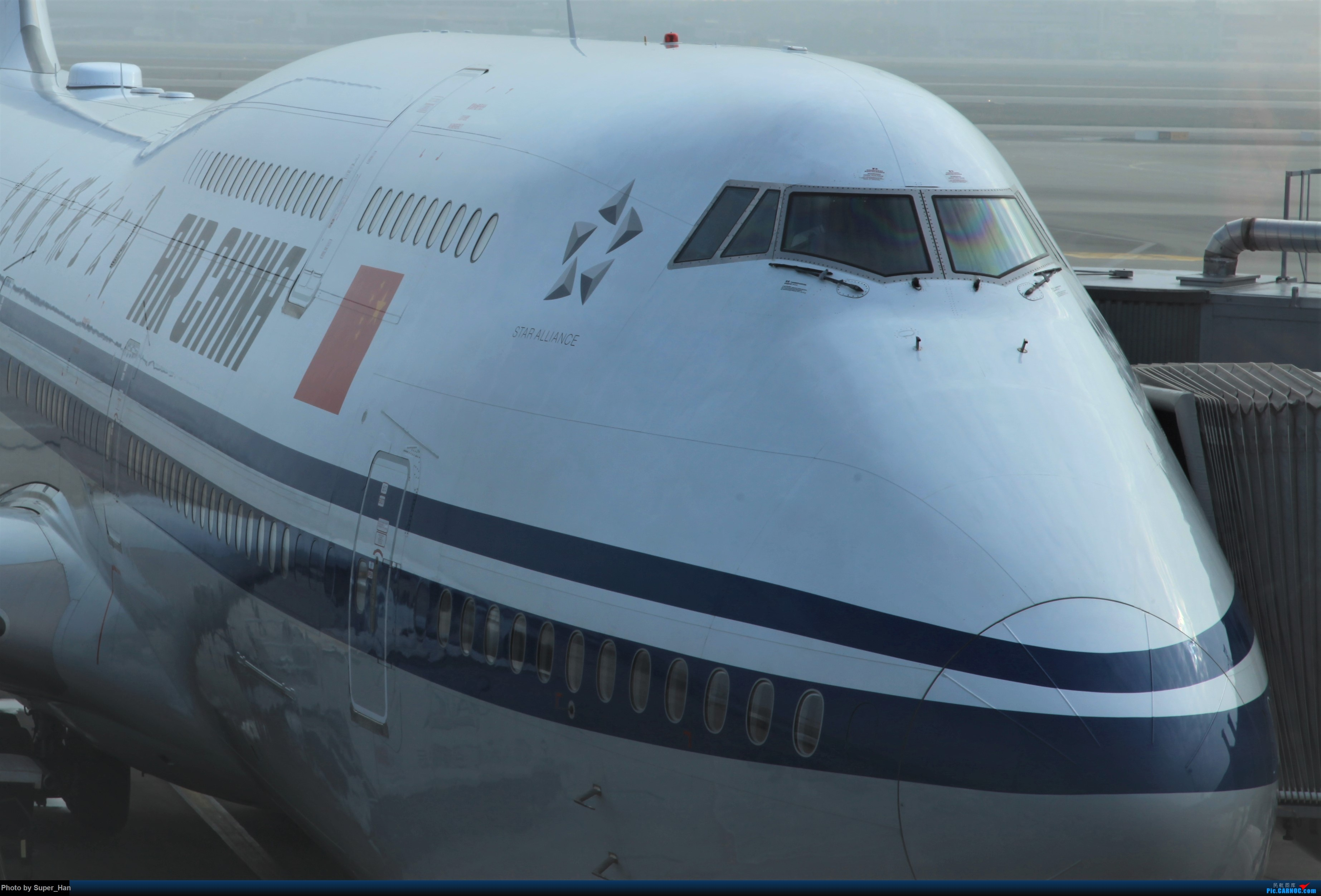 Re:[原创]2019虹桥出发飞北京第一拍 BOEING 747-8I B-2482 中国上海虹桥国际机场