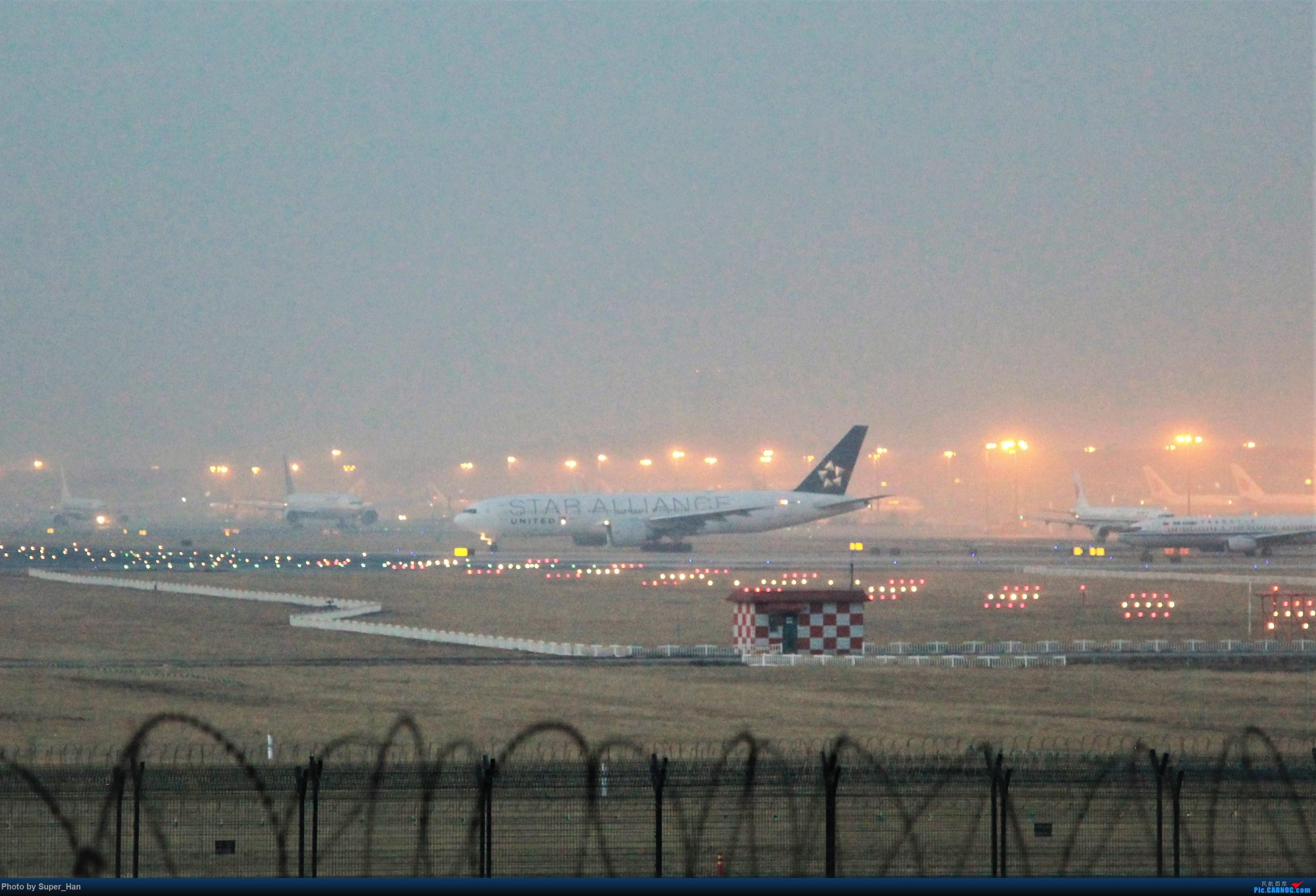 Re:[原创]2019虹桥出发飞北京第一拍 BOEING 777-200ER N794UA 中国北京首都国际机场