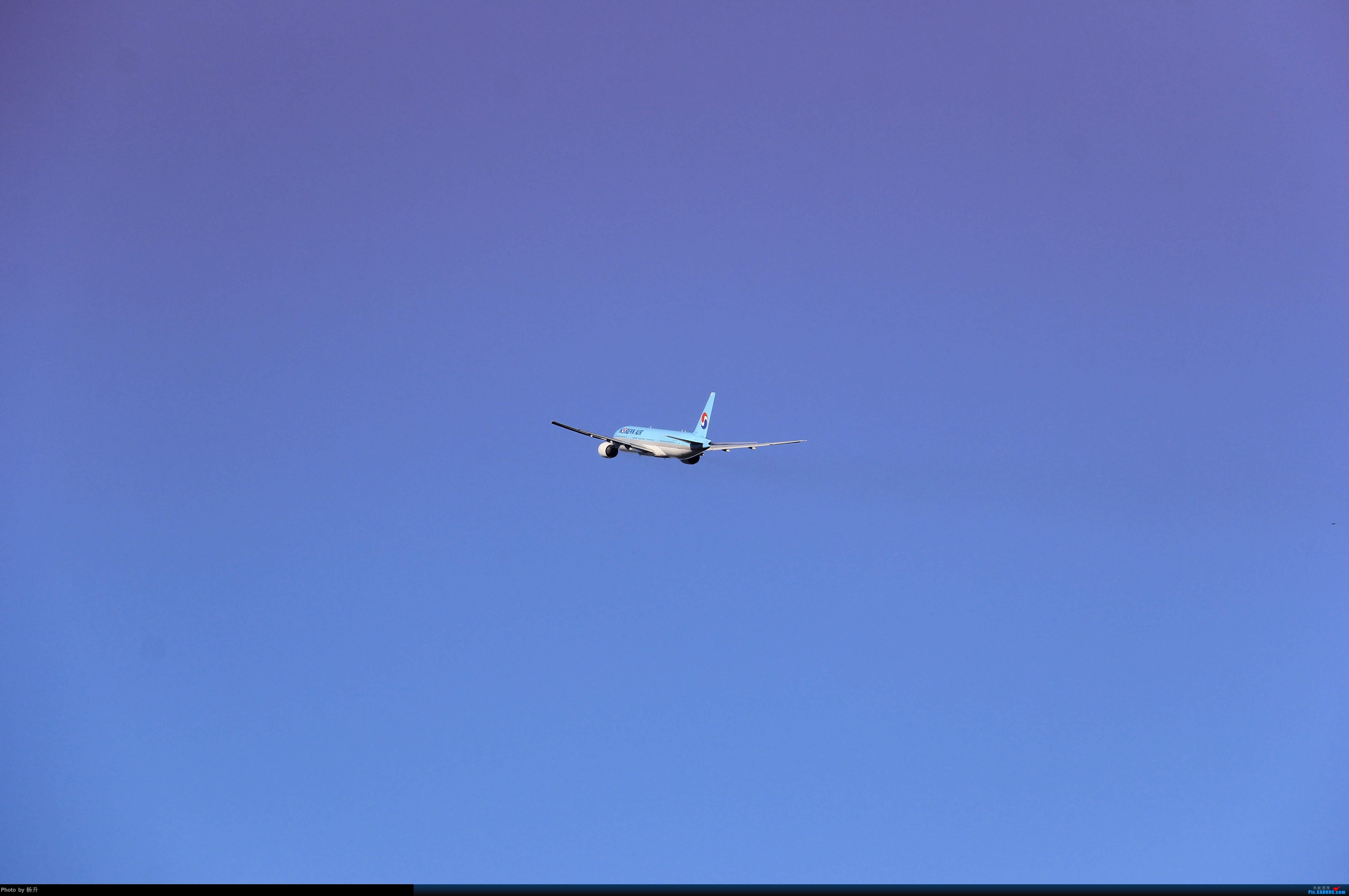 Re:[原创]【SHE】新人沈阳桃仙17/18拍机首发 BOEING 777-200  中国沈阳桃仙国际机场
