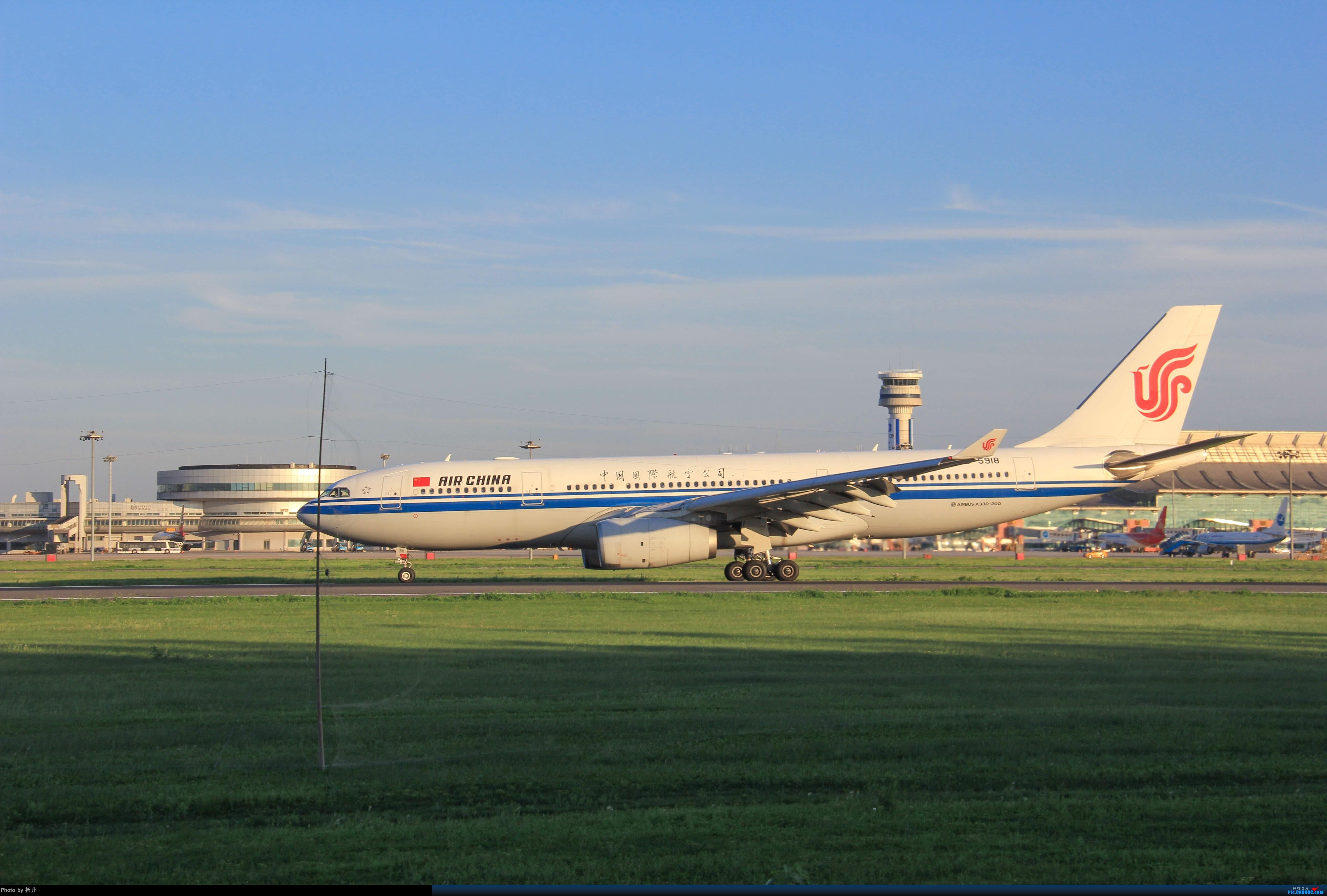 Re:[原创]【SHE】新人沈阳桃仙17/18拍机首发 AIRBUS A330-200 B-5918 中国沈阳桃仙国际机场