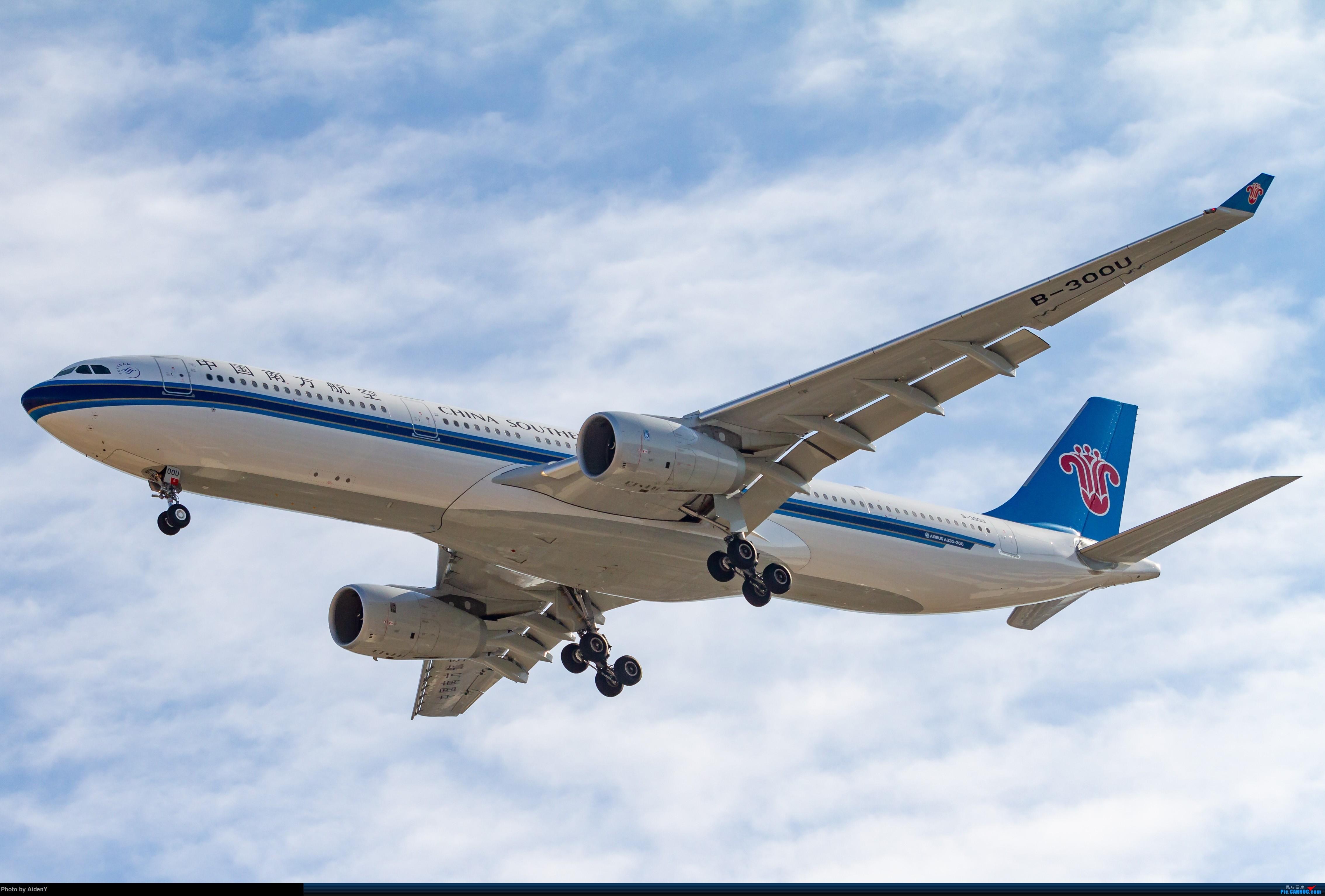 「1月21日」首都蓝天——还是有的 AIRBUS A330-300 B-300U 中国北京首都国际机场