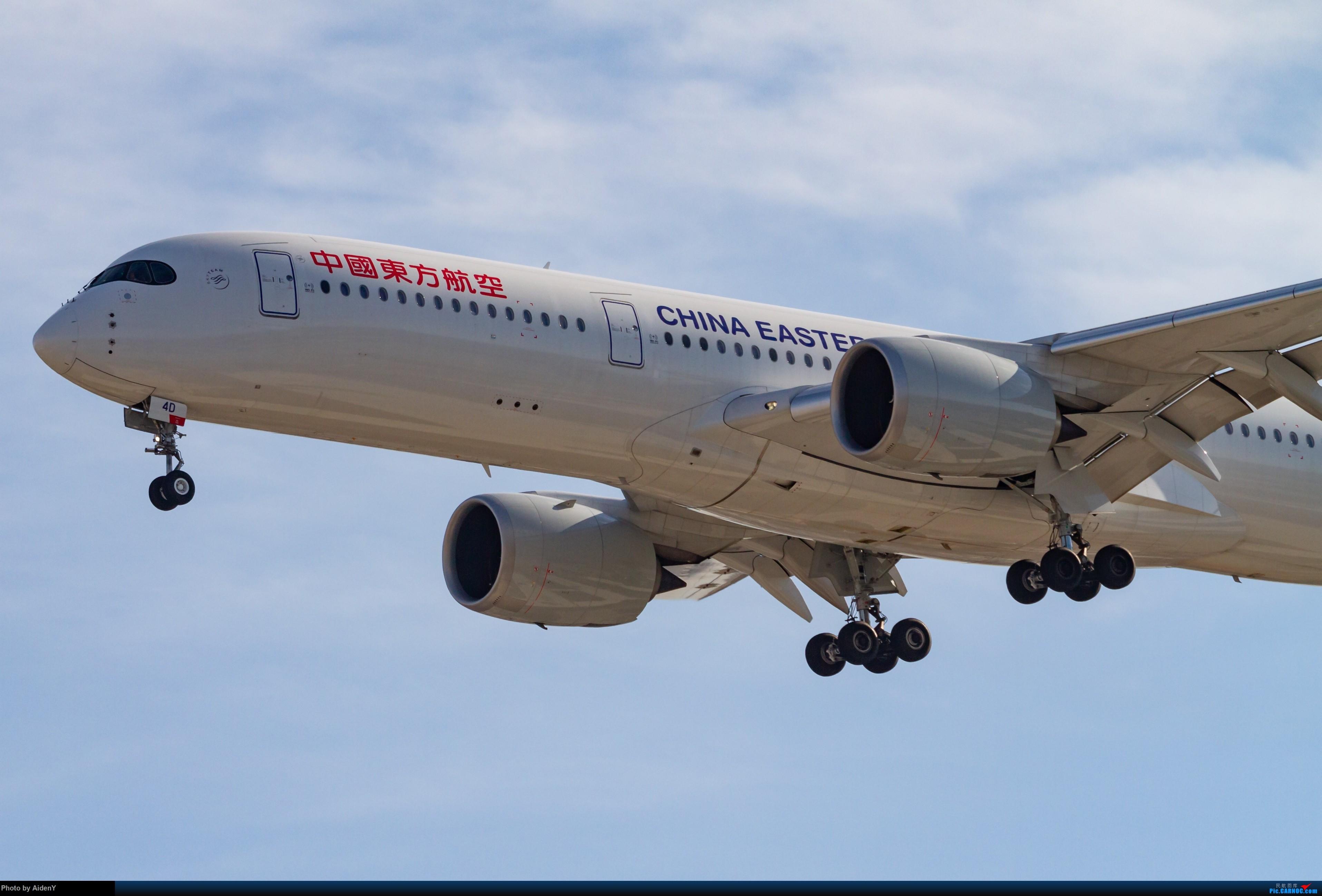 Re:[原创]「1月21日」首都蓝天——还是有的 AIRBUS A350-900 B-304D 中国北京首都国际机场