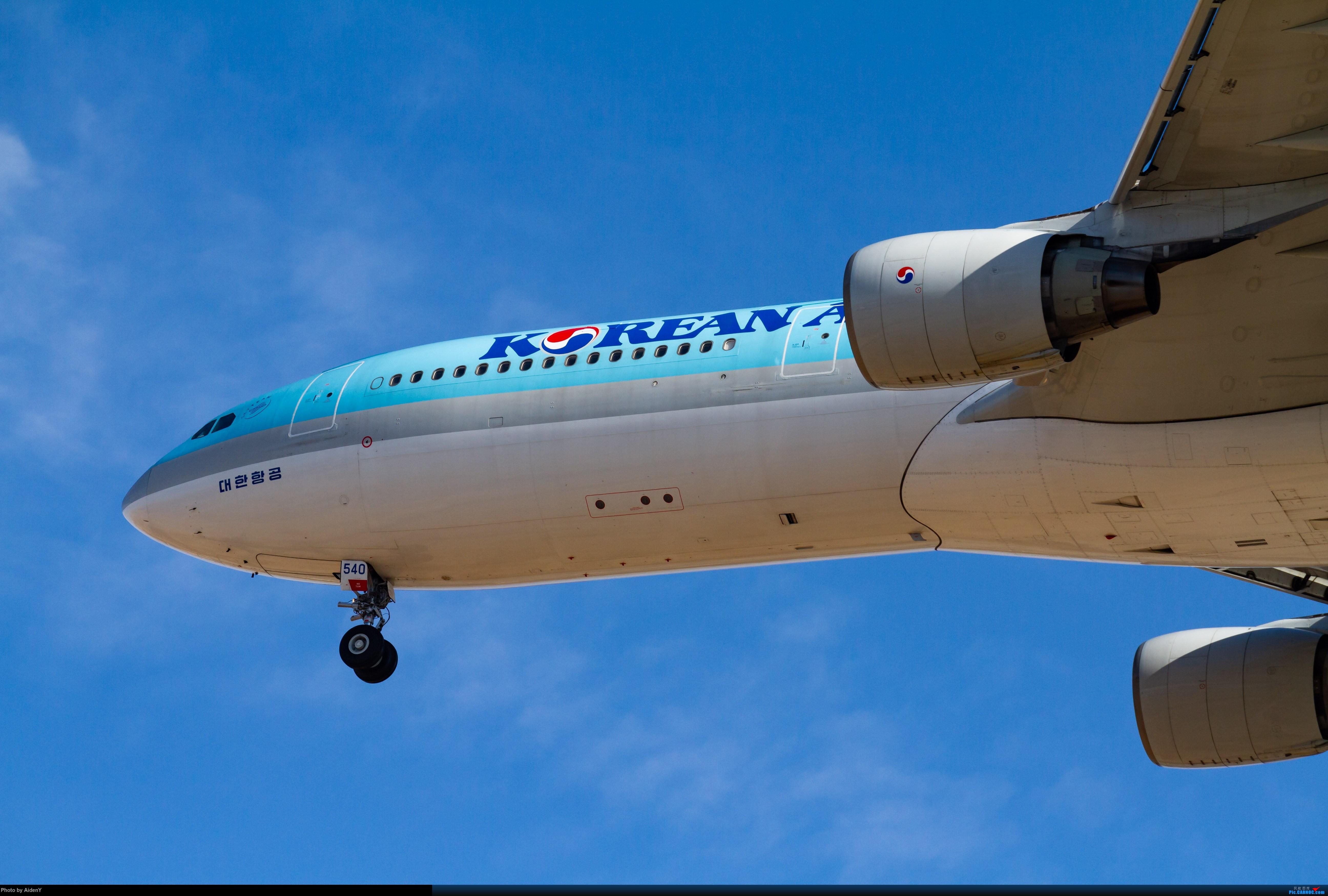 Re:[原创]「1月21日」首都蓝天——还是有的 AIRBUS A330-300 HL7450 中国北京首都国际机场