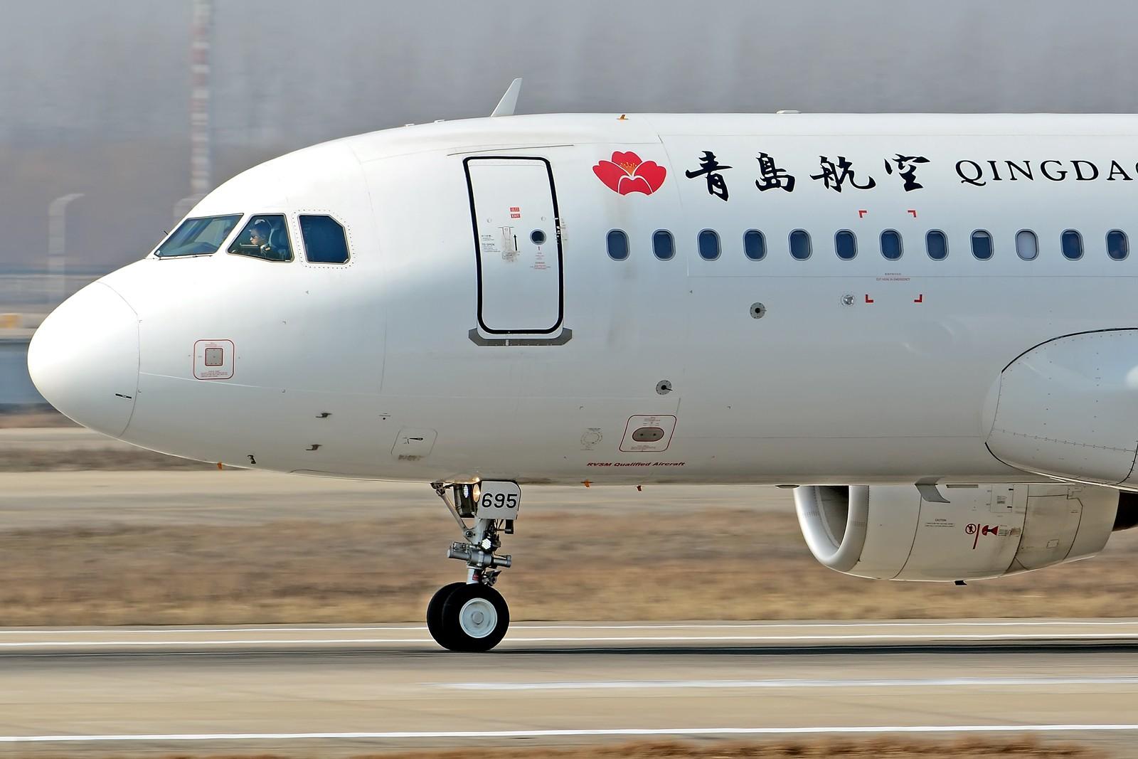 Re:[原创]【合肥飞友会】二〇一八年会相聚霸都新桥拍机活动队伍不断壮大中 AIRBUS A320-200 B-1695 中国合肥新桥国际机场