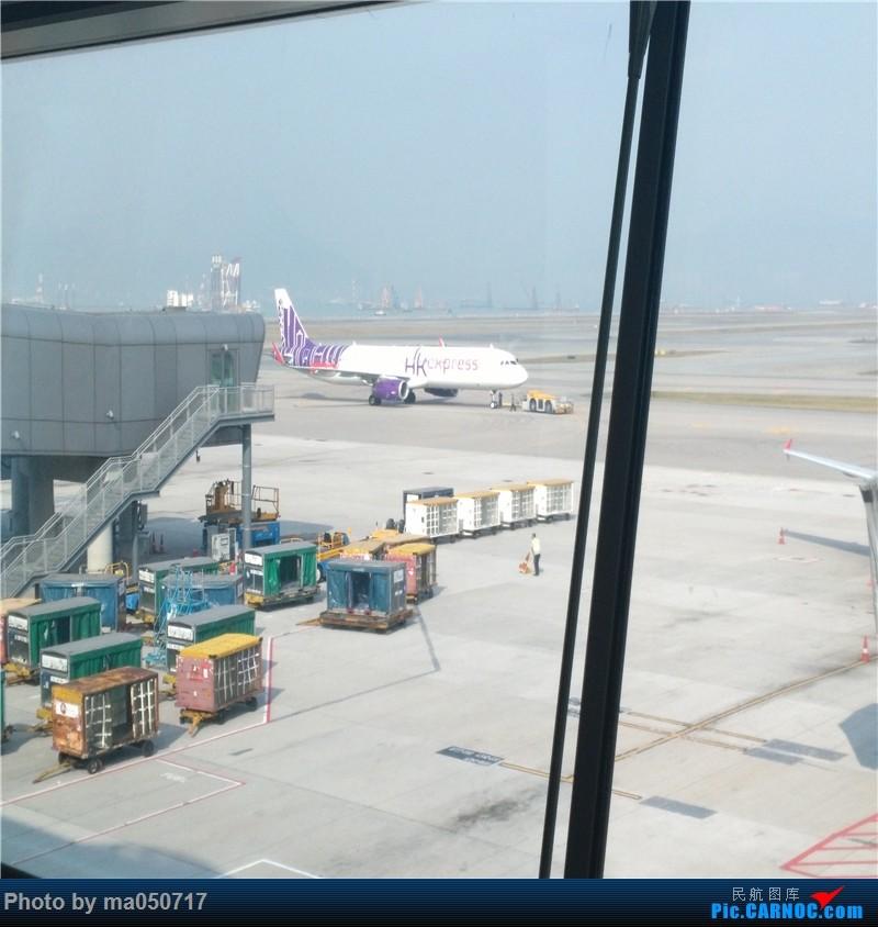 Re:[原创]【CurryMa游记5】 香港航空HX610 香港-东京成田 A330-343E AIRBUS A320-200  中国香港国际机场