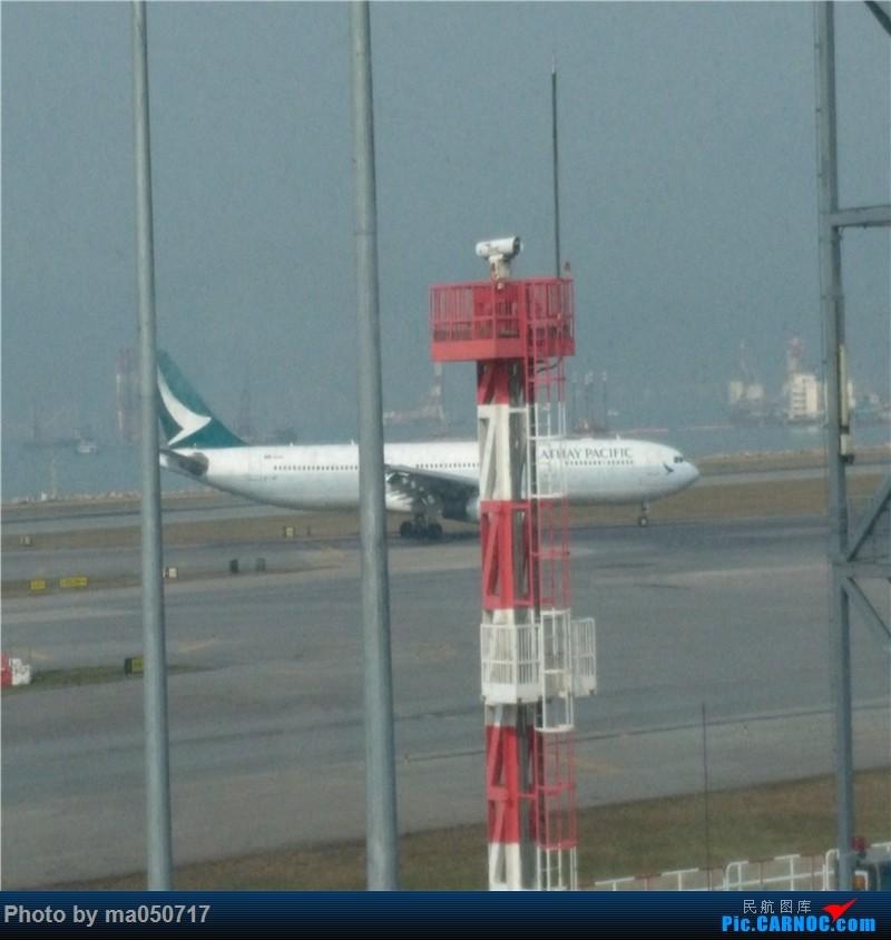 Re:[原创]【CurryMa游记5】 香港航空HX610 香港-东京成田 A330-343E AIRBUS A330-300  中国香港国际机场