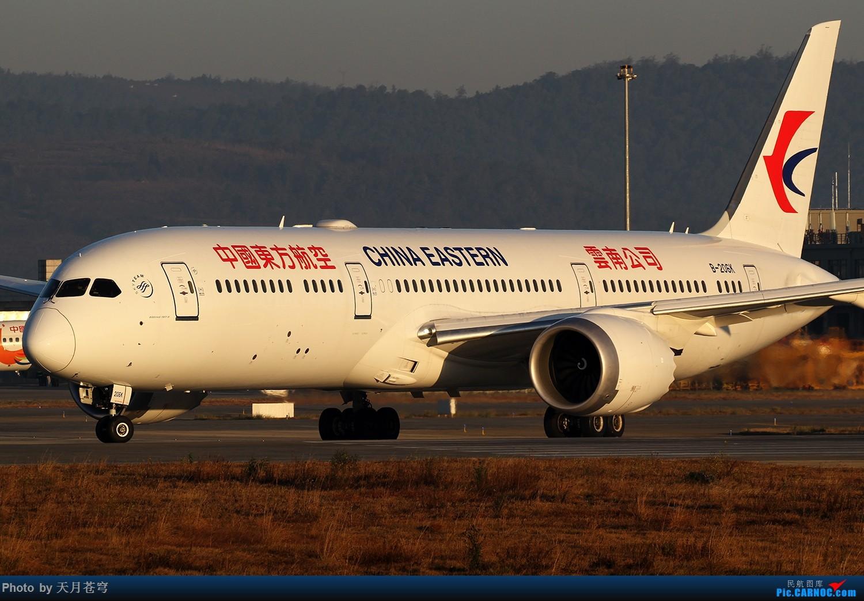 Re:[原创]【KMG】2019年第一次拍机 BOEING 787-9 B-206K 中国昆明长水国际机场