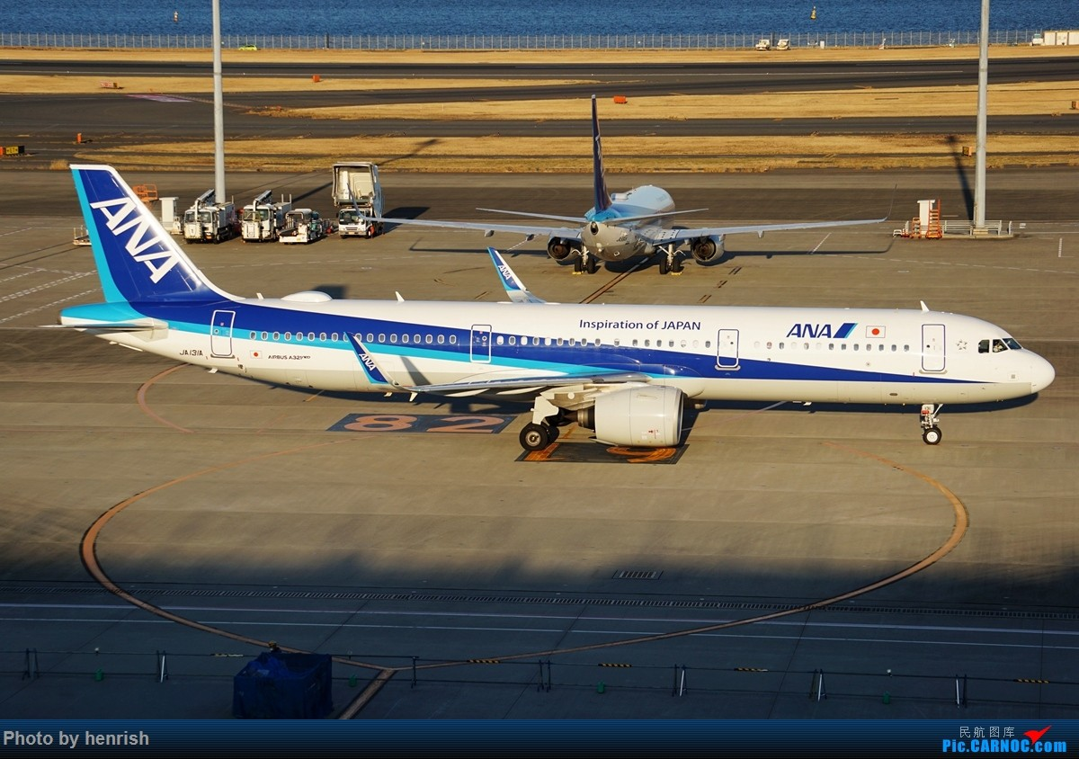 Re:[原创]【肥威的HND】游日本,羽田转机时两个观景台随手拍。【 广东青少年拍机小队】【广州,你好!】 AIRBUS A321NEO JA131A 日本东京羽田国际机场