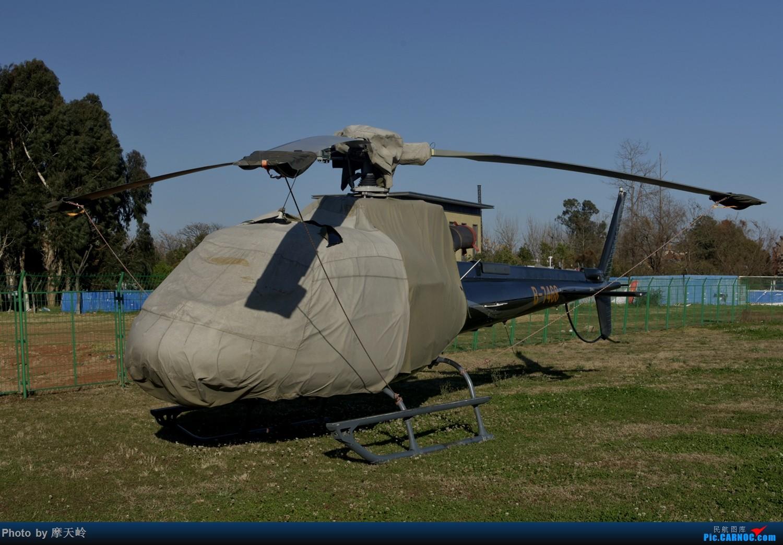 Re:[原创]海埂公园看直升飞机 EUROCOPTER AS350B3 B-7468 中国昆明长水国际机场