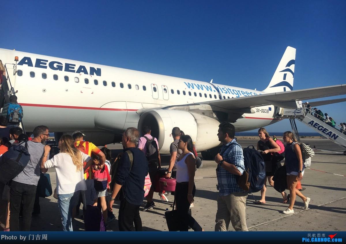 Re:[原创]在蓝与白之上、山与海之间(下)雅典机场罢工后的一路窜访 JTR - ATH - CPH - TXL - HEL - CKG AIRBUS A320-200