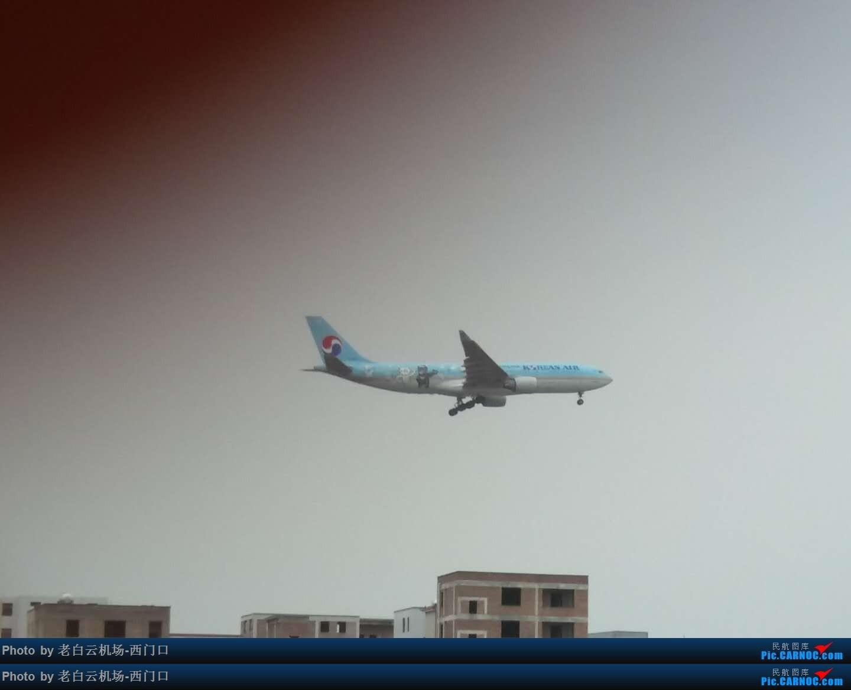 Re:[原创]一年了,感谢各位飞友! AIRBUS A330-300 不明 中国广州白云国际机场
