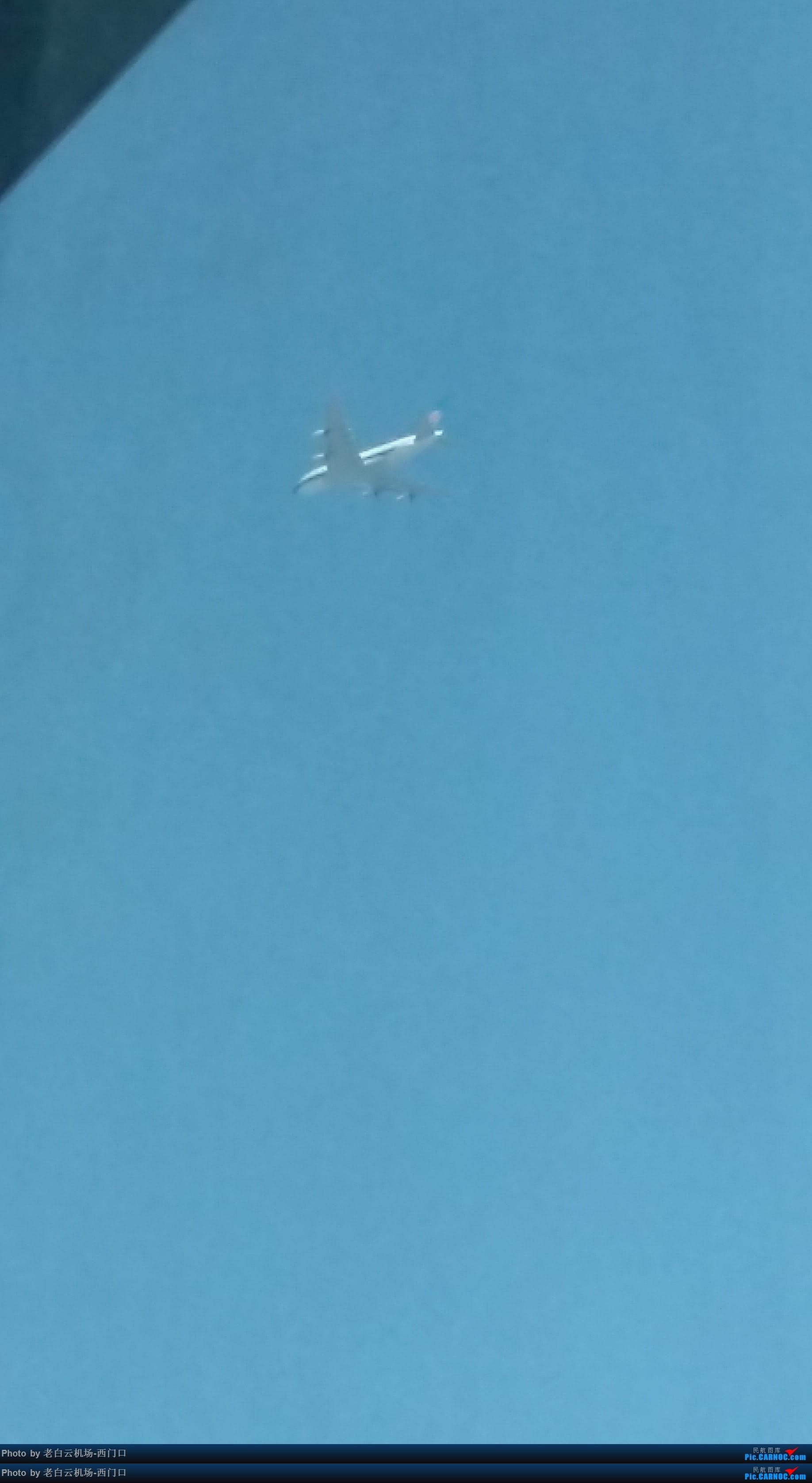 Re:[原创]一年了,感谢各位飞友! AIRBUS A380-800 不明 中国广东省广州市荔湾区西门口广场上空