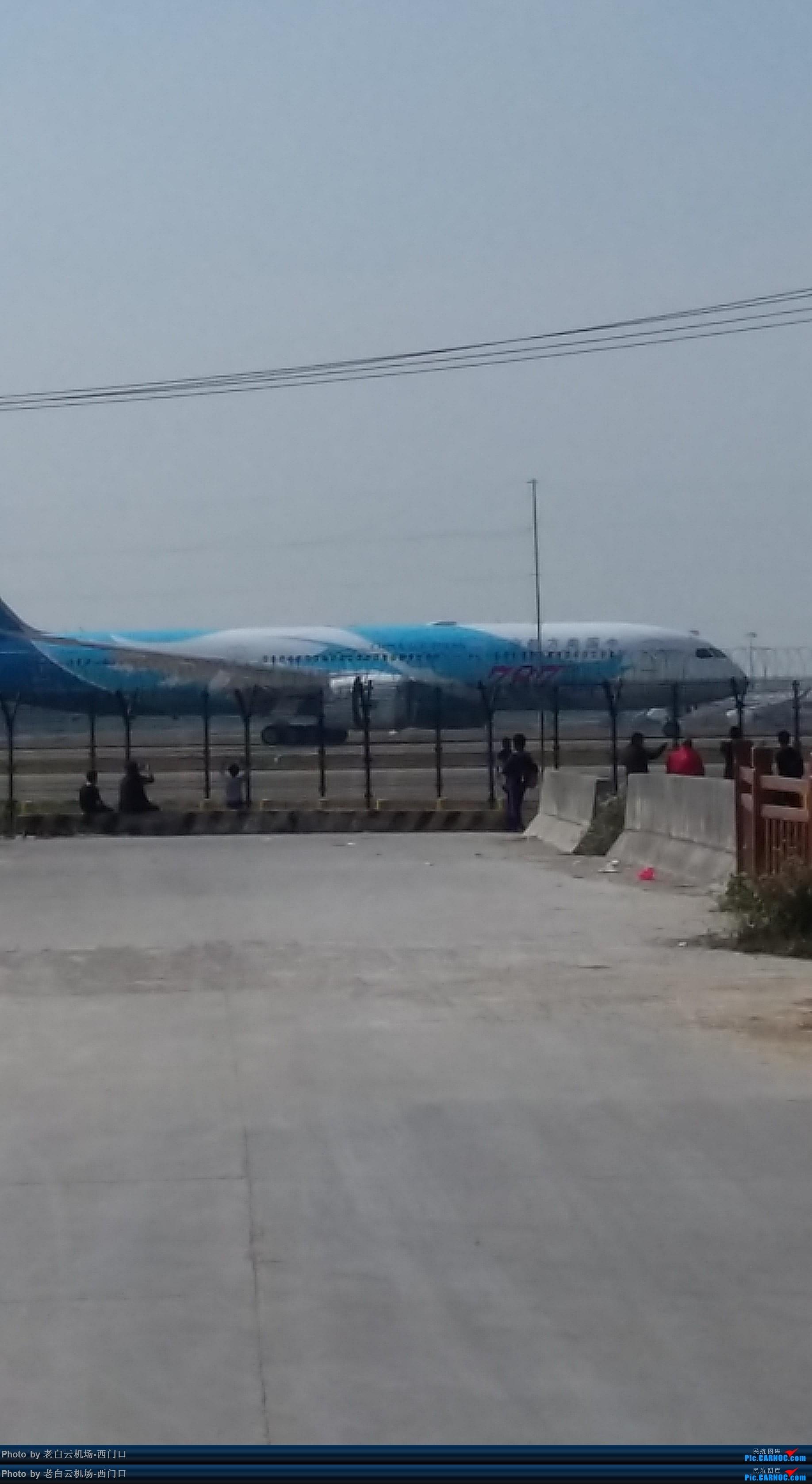 Re:[原创]一年了,感谢各位飞友! BOEING 787-9 B-1168 中国广州白云国际机场