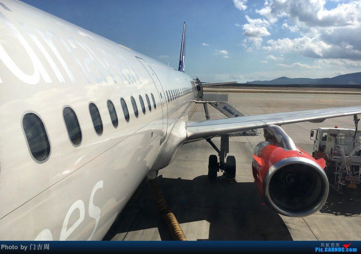 Re:[原创]在蓝与白之上、山与海之间(下)雅典机场罢工后的一路窜访 JTR - ATH - CPH - TXL - HEL - CKG AIRBUS A321-200