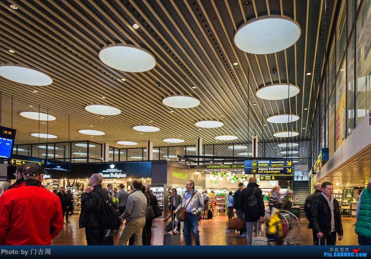 Re:[原创]在蓝与白之上、山与海之间(下)雅典机场罢工后的一路窜访 JTR - ATH - CPH - TXL - HEL - CKG    丹麦哥本哈根凯斯楚普机场