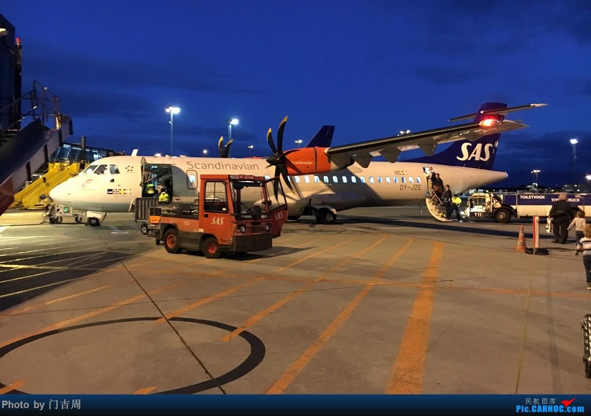 Re:[原创]在蓝与白之上、山与海之间(下)雅典机场罢工后的一路窜访 JTR - ATH - CPH - TXL - HEL - CKG ATR-72