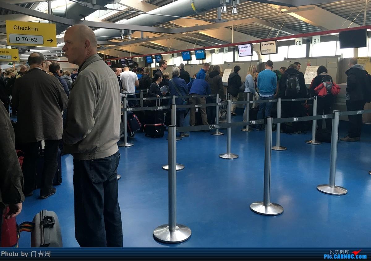 Re:[原创]在蓝与白之上、山与海之间(下)雅典机场罢工后的一路窜访 JTR - ATH - CPH - TXL - HEL - CKG AIRBUS A330-300   德国柏林泰格尔机场