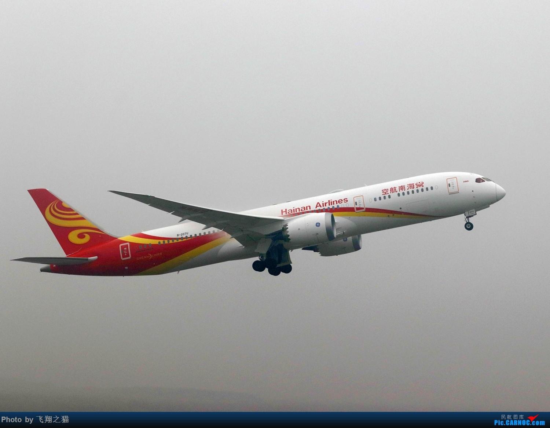 Re:[原创]CKG拍机(2019春运拍机之一) BOEING 787-9 B-207U 重庆江北国际机场