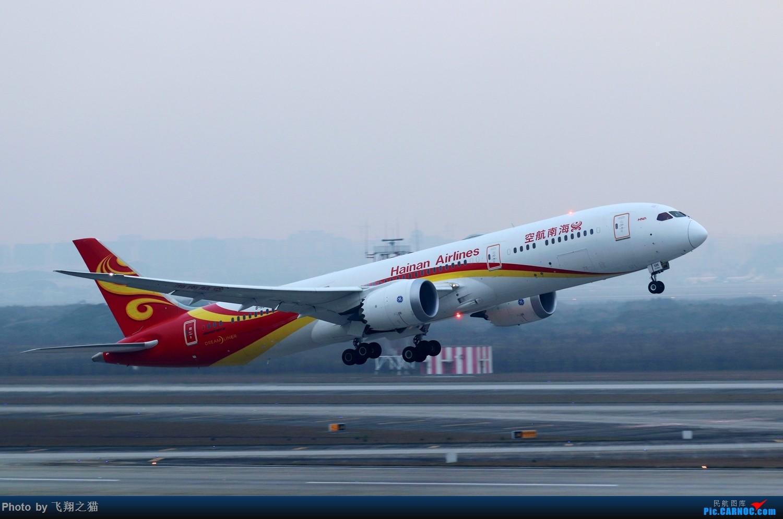 Re:[原创]CKG拍机(2019春运拍机之一) BOEING 787-9 B-1135 重庆江北国际机场