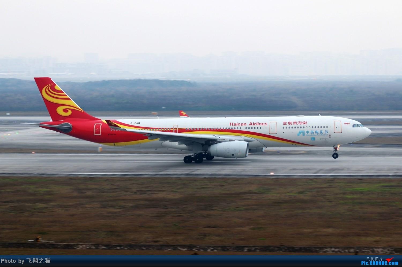 Re:[原创]CKG拍机(2019春运拍机之一) AIRBUS A330-300 B-8118 重庆江北国际机场