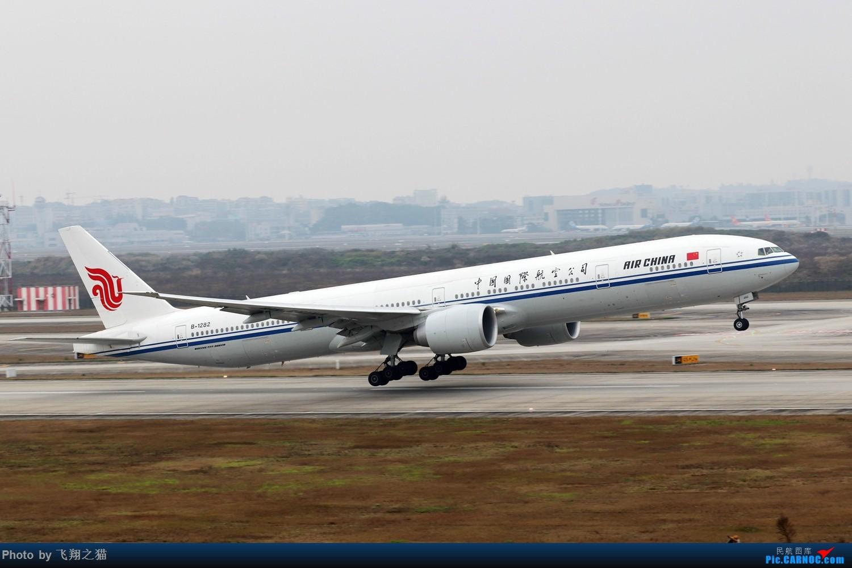 Re:[原创]CKG拍机(2019春运拍机之一) BOEING 777-300ER B-1282 重庆江北国际机场