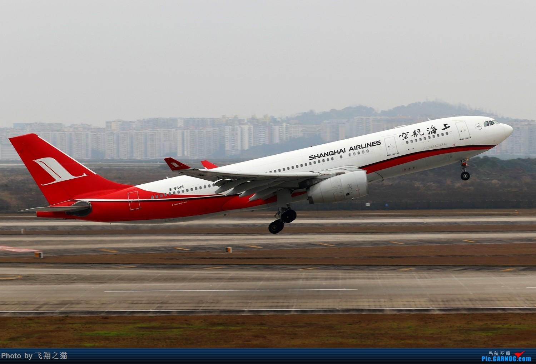 Re:[原创]CKG拍机(2019春运拍机之一) AIRBUS A330-200 B-6545 重庆江北国际机场