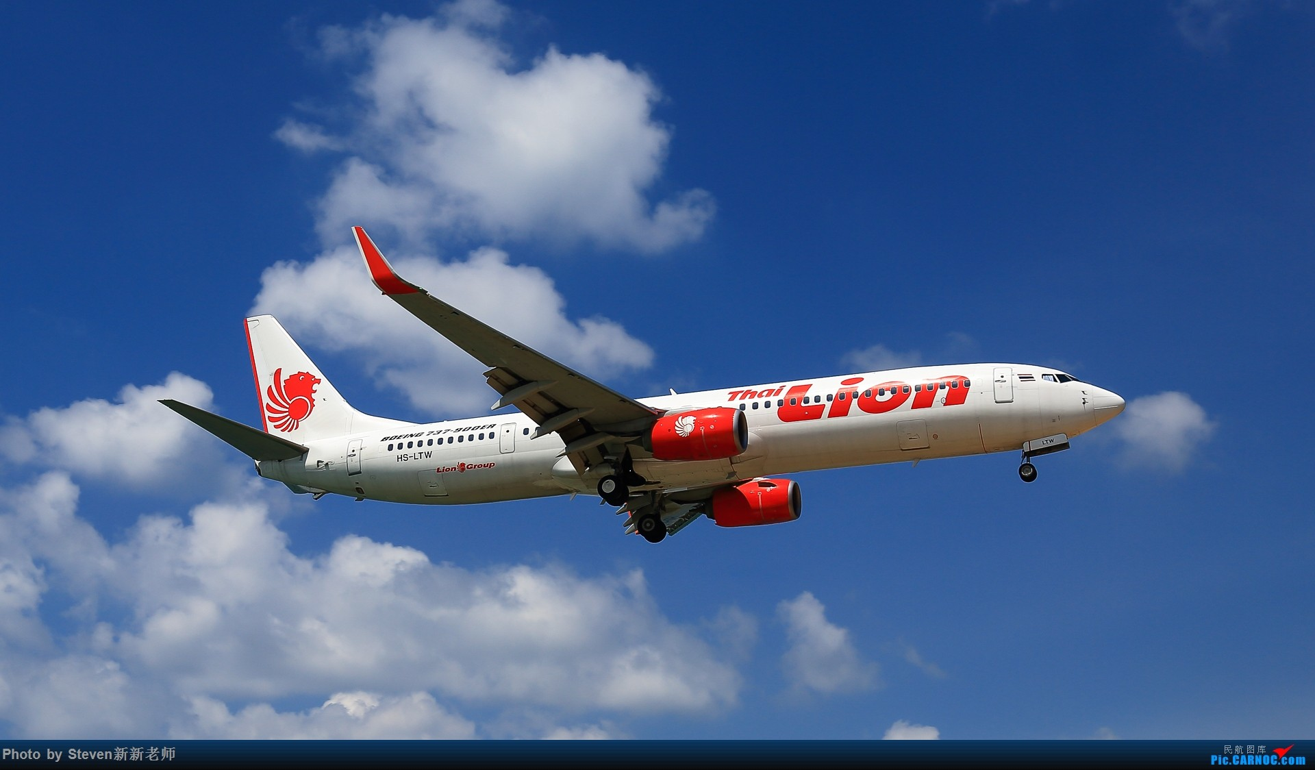 "Re:[原创]亚洲""圣马丁岛""—普吉国际机场拍机 BOEING 737-900ER HS-LTW 泰国普吉机场"