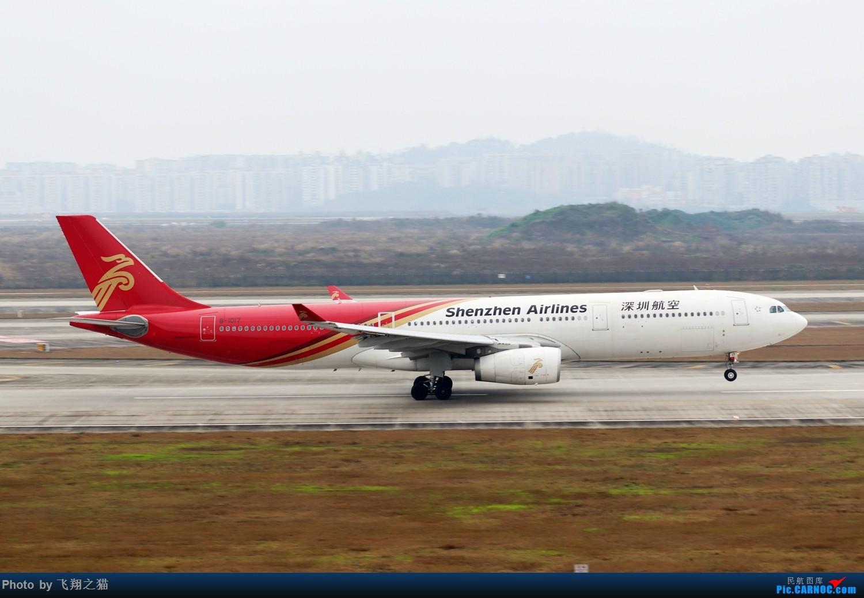 Re:[原创]CKG拍机(2019春运拍机之一) AIRBUS A330-300 B-1017 重庆江北国际机场