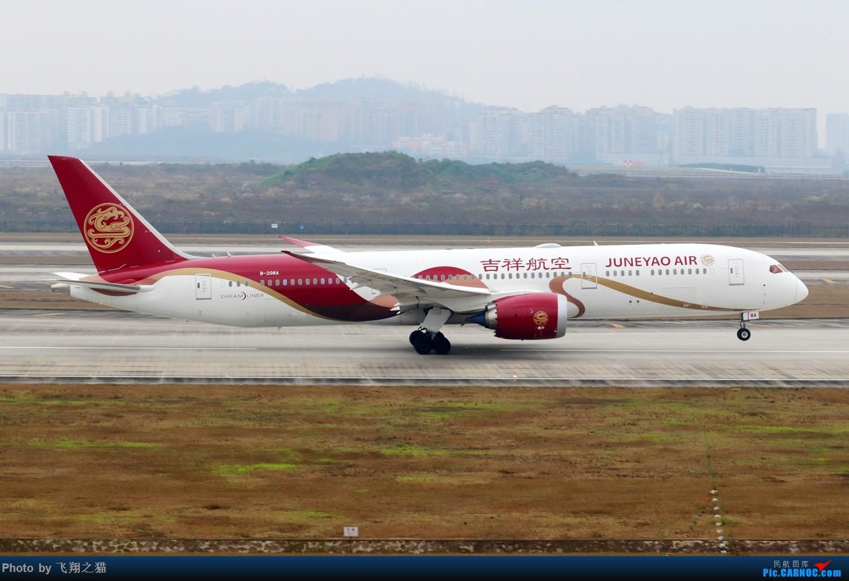 Re:[原创]CKG拍机(2019春运拍机之一) BOEING 787-9 B-208A 重庆江北国际机场