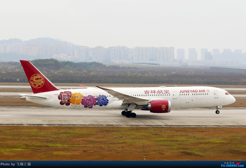 Re:[原创]CKG拍机(2019春运拍机之一) BOEING 787-9 B-1115 重庆江北国际机场