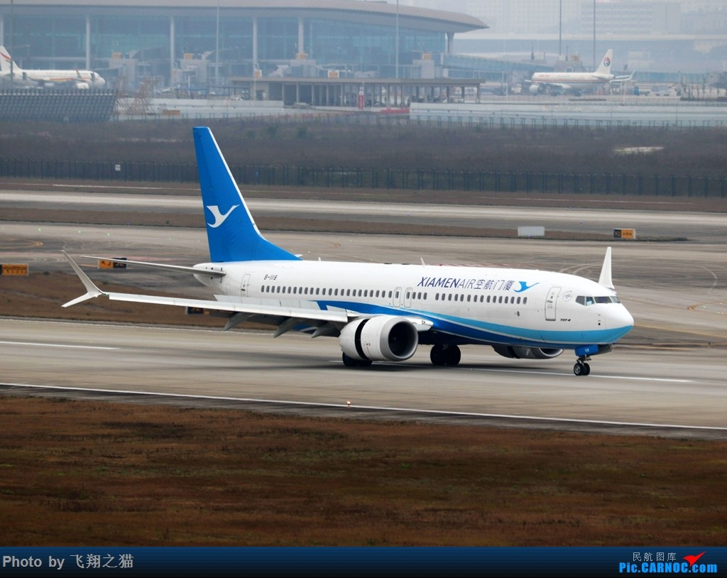 Re:[原创]CKG拍机(2019春运拍机之一) BOEING 737MAX-8 B-1118 重庆江北国际机场
