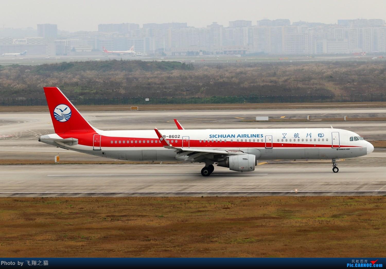 Re:[原创]CKG拍机(2019春运拍机之一) AIRBUS A321 B-8602 重庆江北国际机场