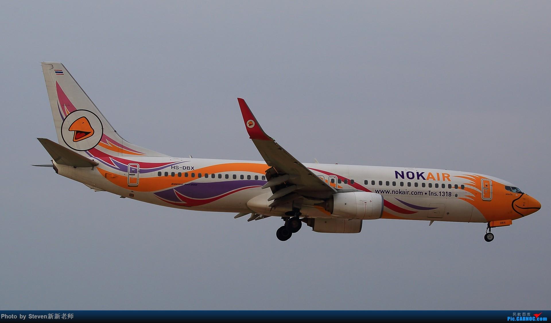 """Re:[原创]亚洲""""圣马丁岛""""—普吉国际机场拍机 BOEING 737-800 HS-DBX 泰国普吉机场"""