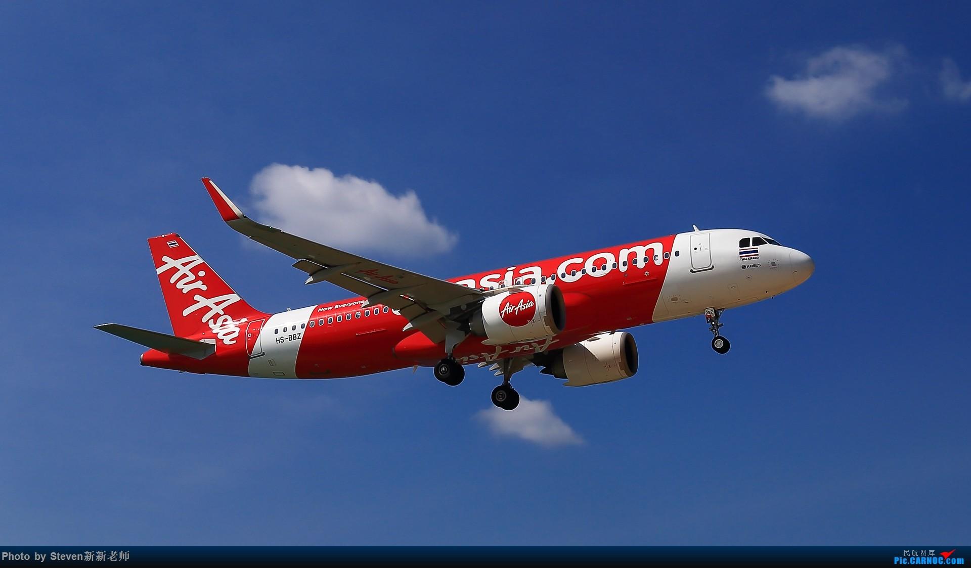 """Re:[原创]亚洲""""圣马丁岛""""—普吉国际机场拍机 AIRBUS A320NEO HS-BBZ 泰国普吉机场"""