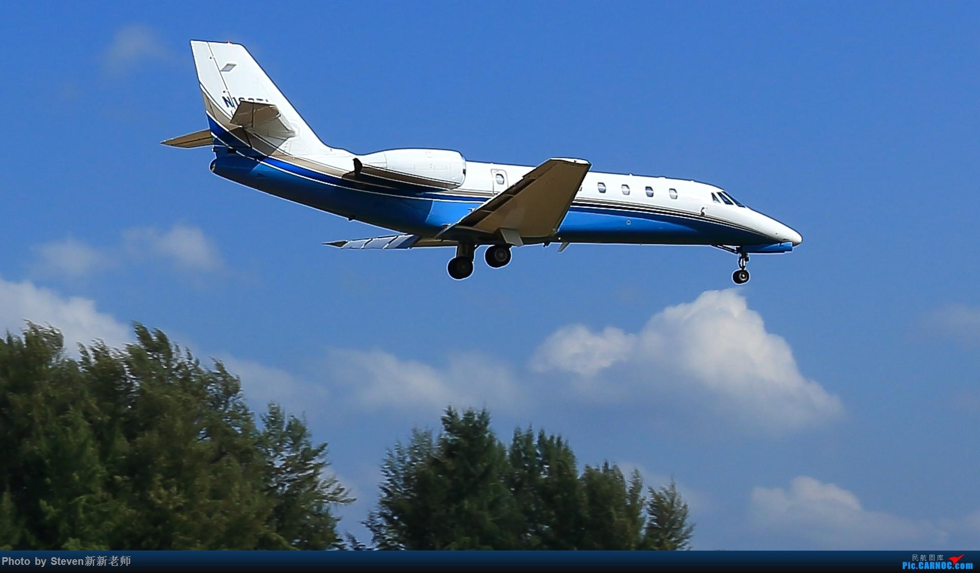 """Re:[原创]亚洲""""圣马丁岛""""—普吉国际机场拍机 CESSNA 680 N188TL 泰国普吉机场"""